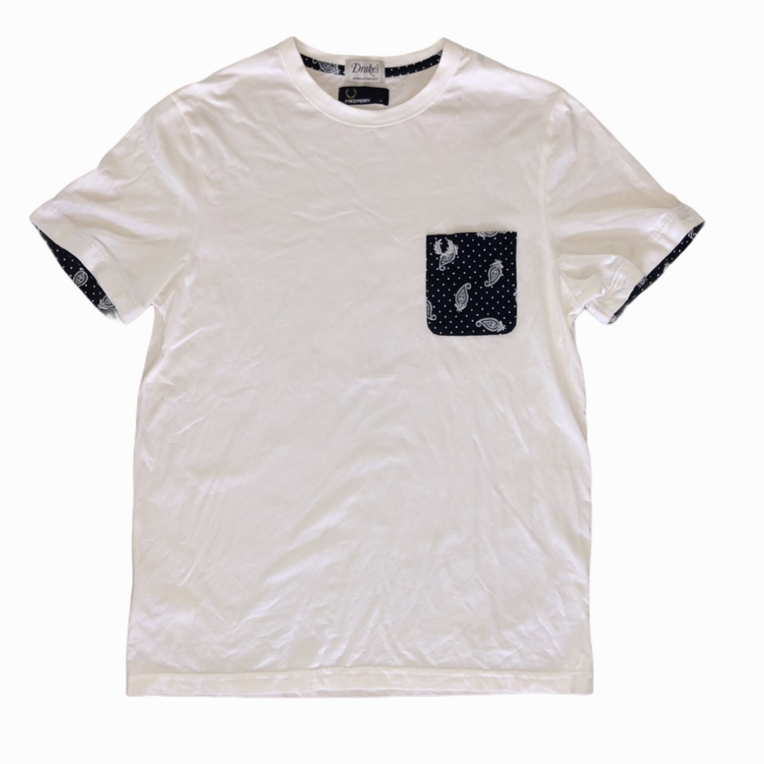 Product Image 1 - Fred Perry Drakes Paisley Pocket