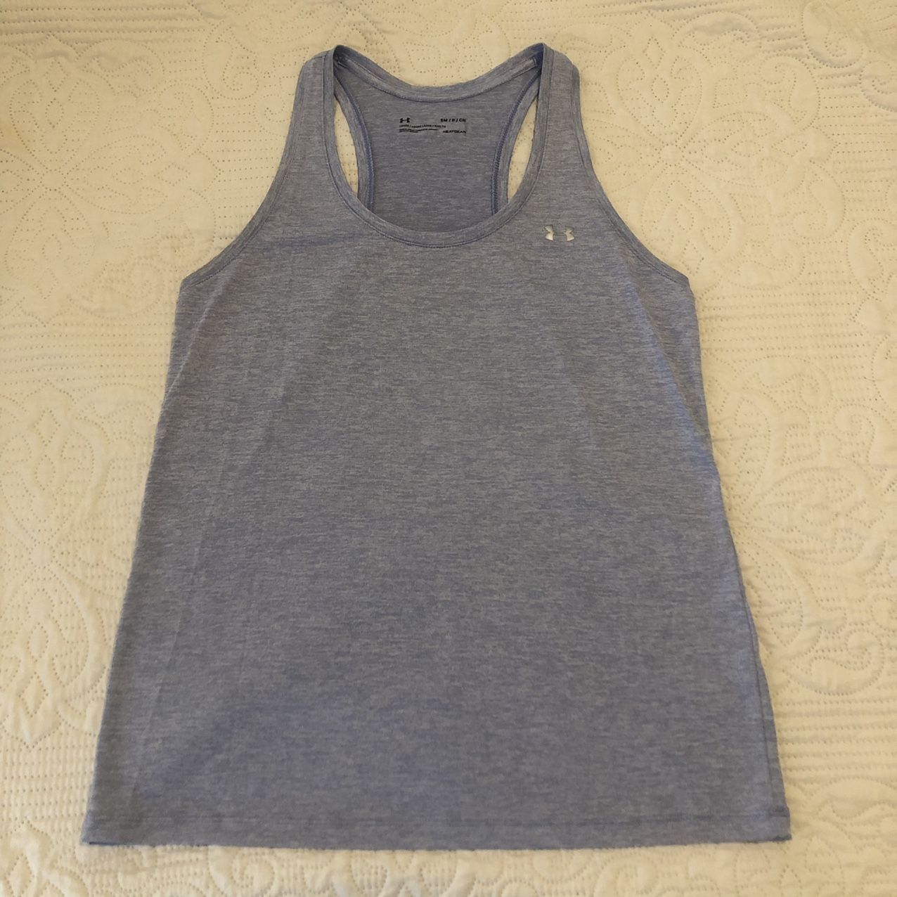Product Image 1 - #underarmour size Small, blue loose