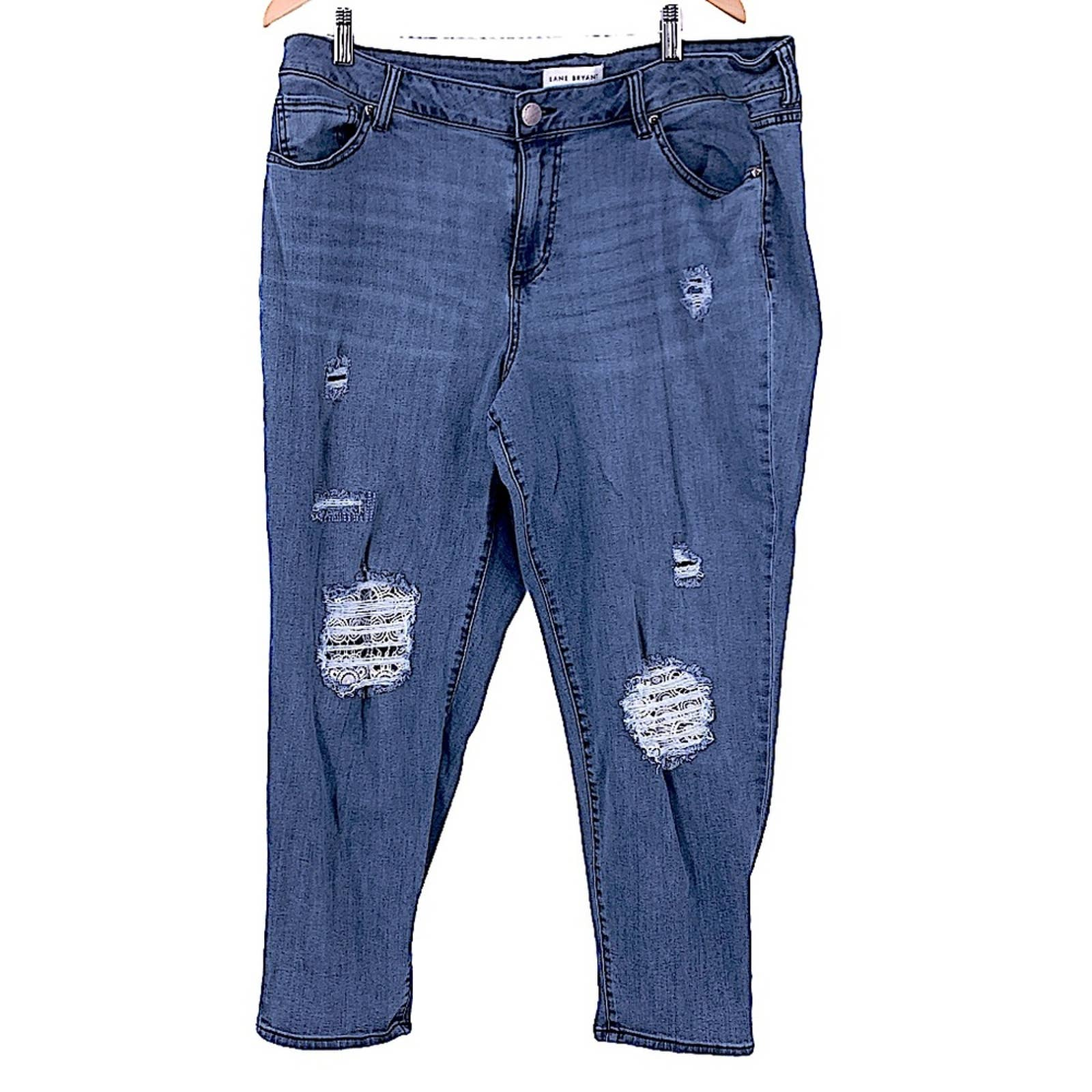 Product Image 1 - Lane Bryant jeans distressed size