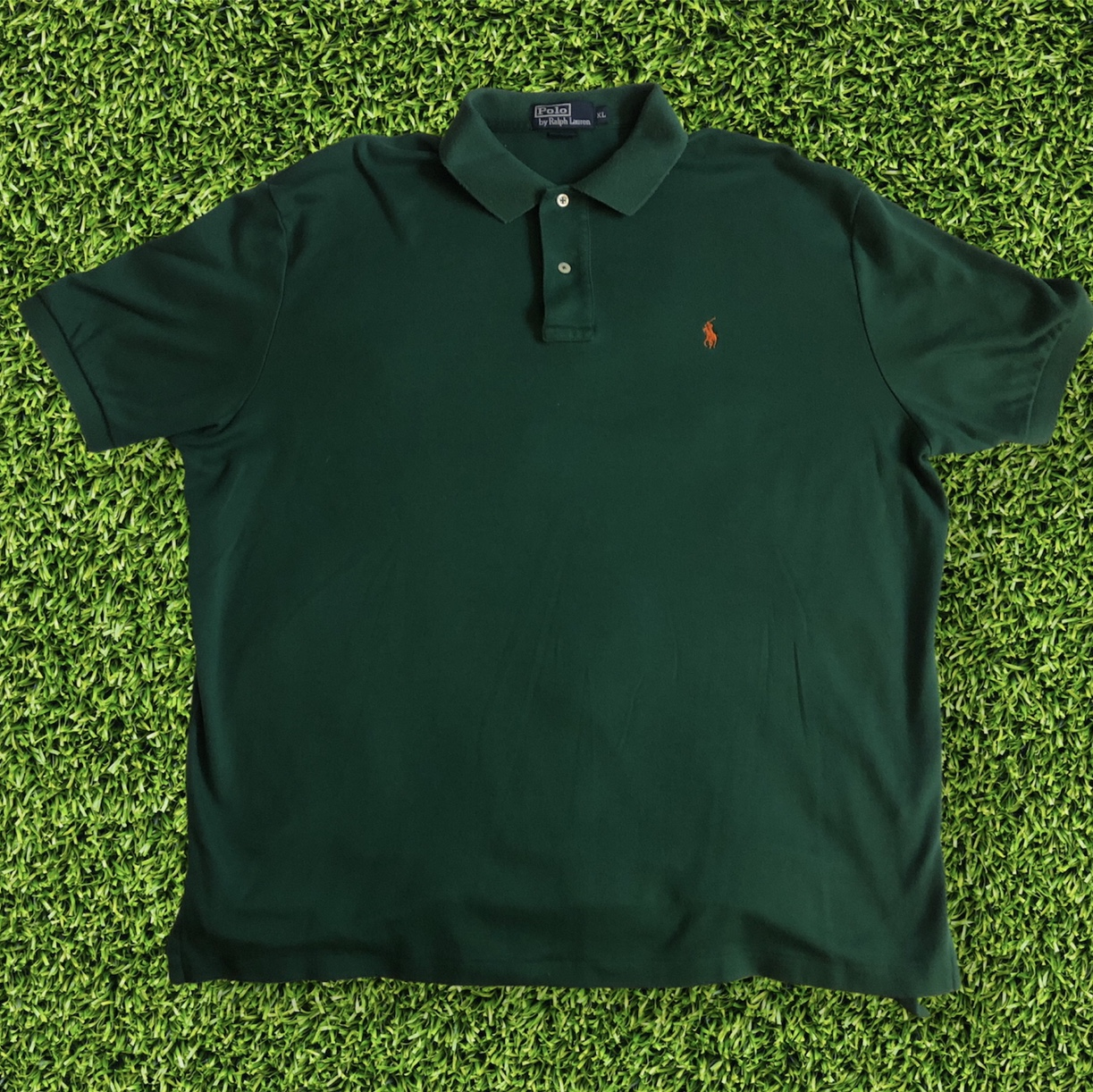 Product Image 1 - Green polo by Ralph Lauren