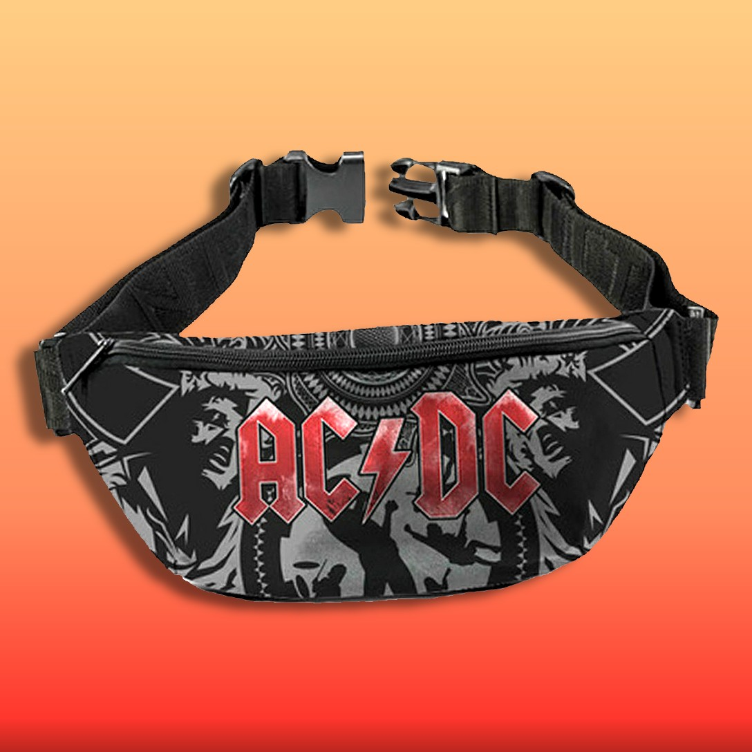 Product Image 1 - ⚡AC/DC Black Ice Fanny Pack