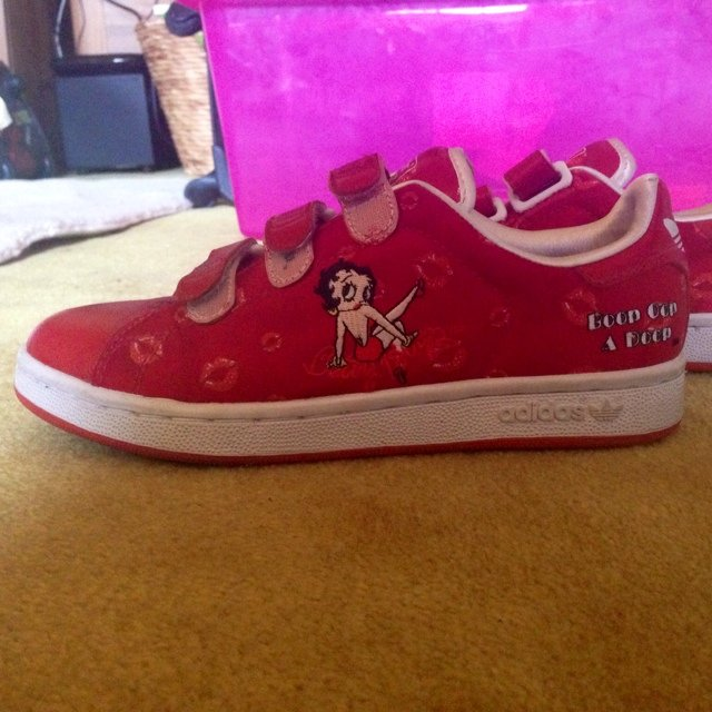Betty Boop Shoes Uk