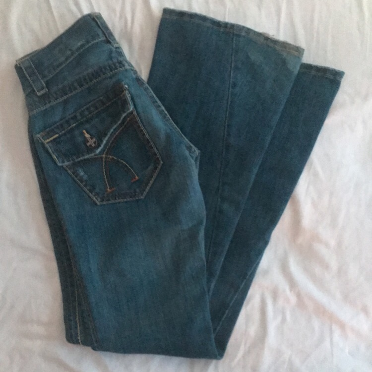 Product Image 1 - y2k low waisted tag jeans,