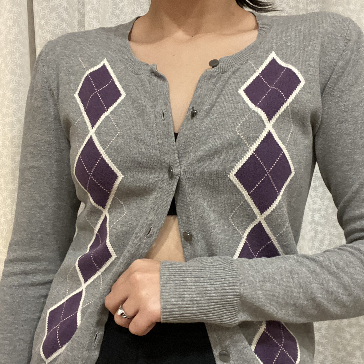 Product Image 1 - Super Adorable Gray and Purple