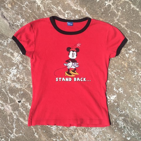 c3a261c7c2fc @uncensored. 3 days ago. Olathe, United States. Vintage Disney's Minnie  Mouse ringer tee!