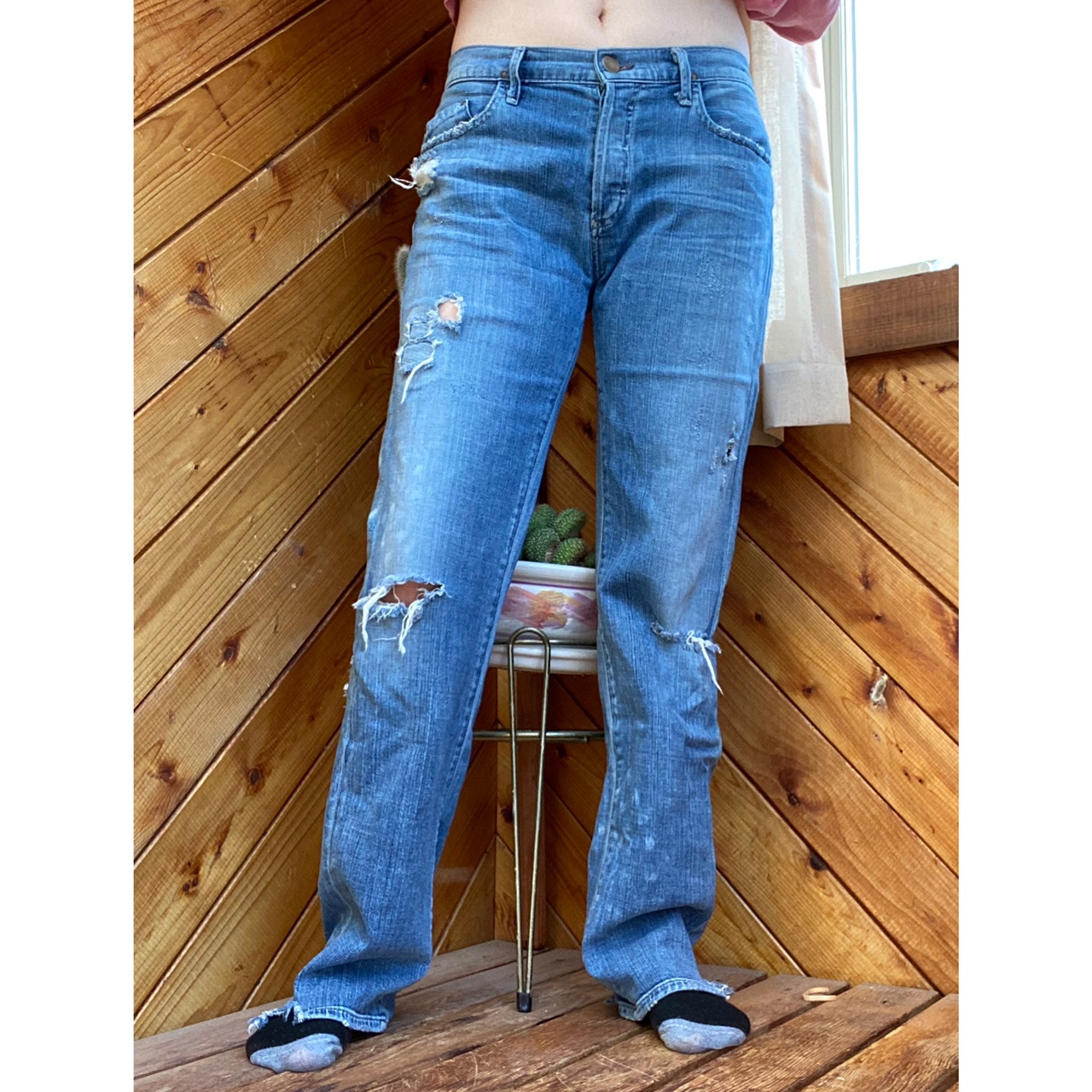 Product Image 1 - Goldsign Mr. Right jeans, women's