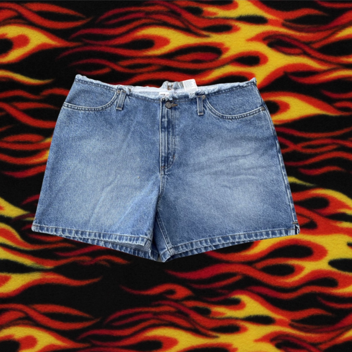 Product Image 1 - Vintage faded glory jean shorts!