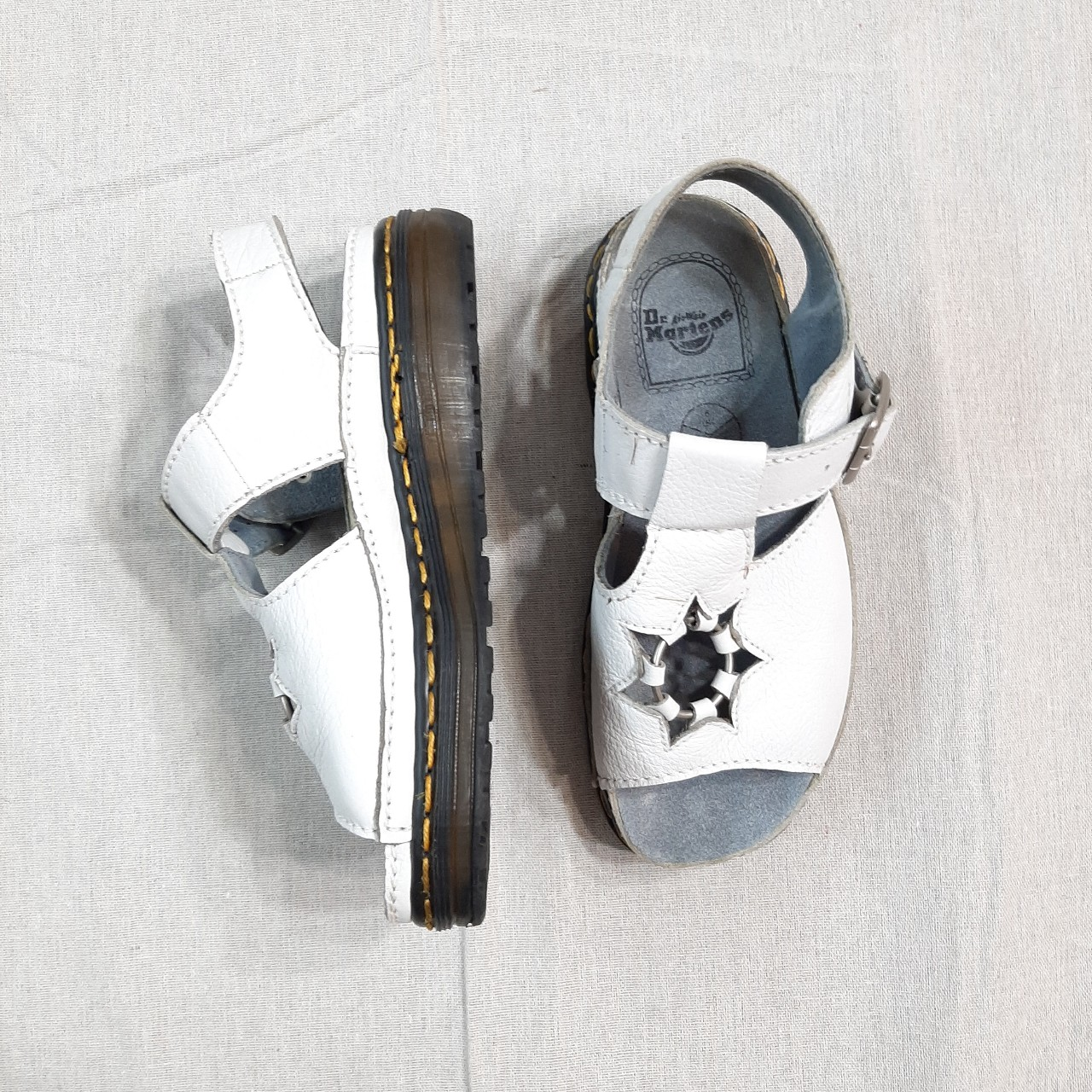 Product Image 1 - Vintage doc martens sandals  Free shipping  Made