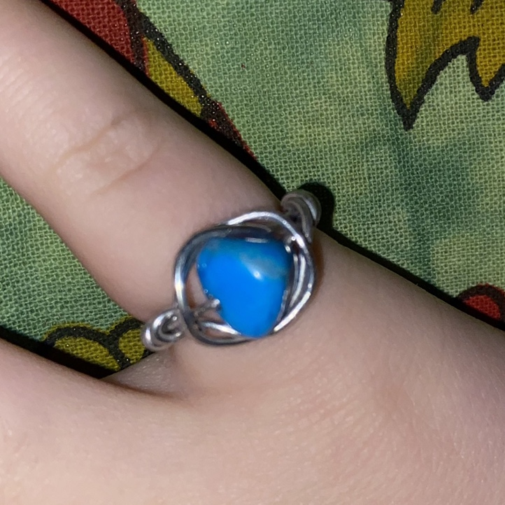 Product Image 1 - handmade ring I just want
