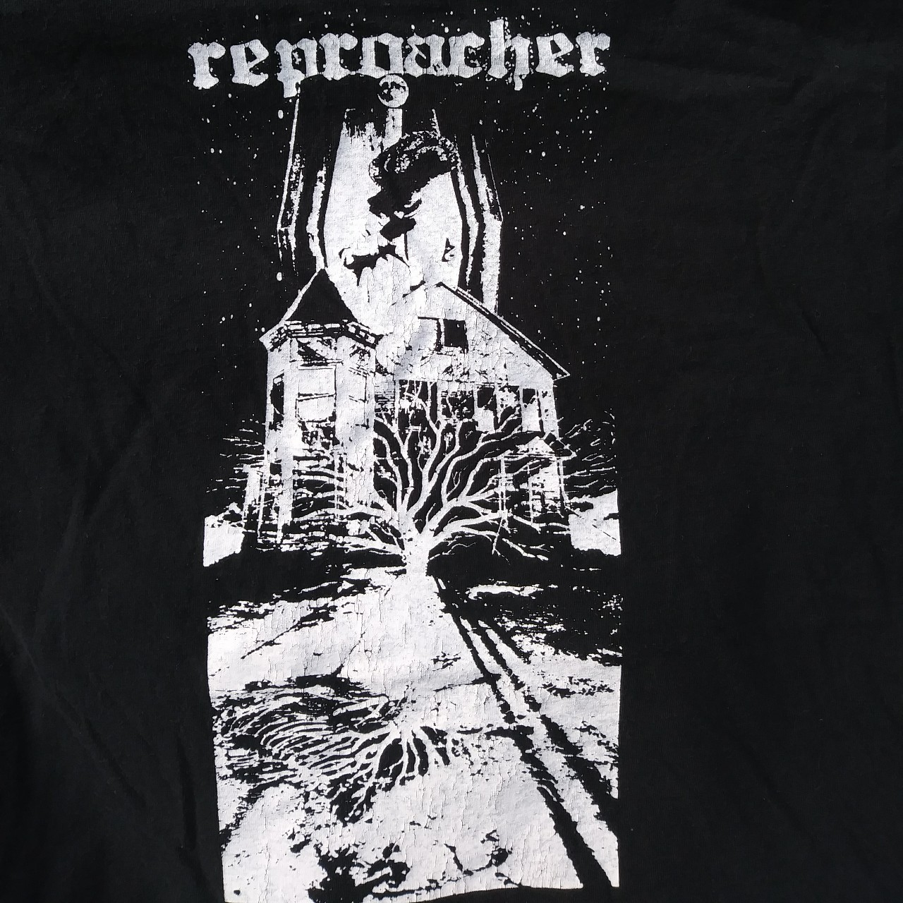 Product Image 1 - Reproacher band shirt. Fairly loved