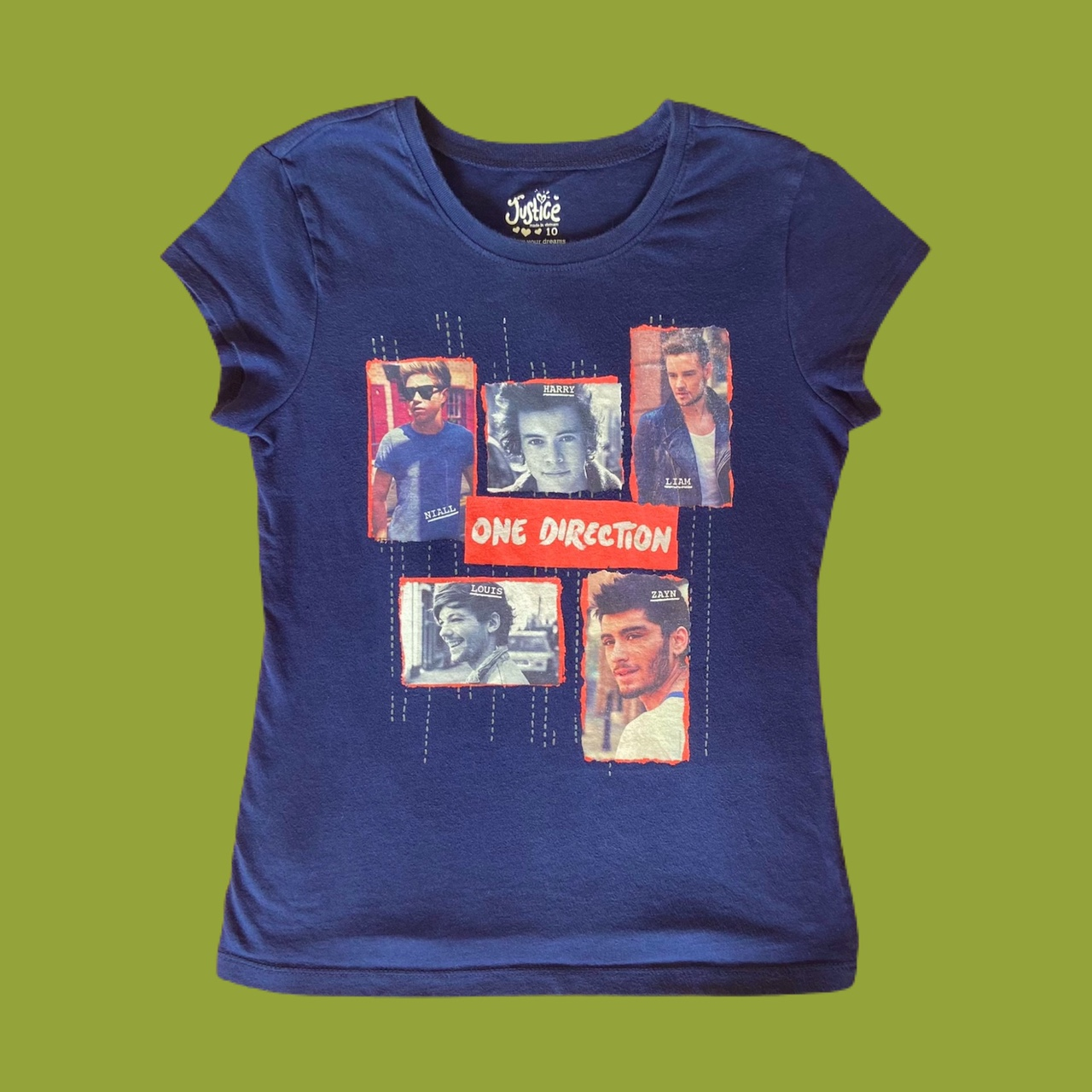 Product Image 1 - Navy One Direction T-Shirt Band