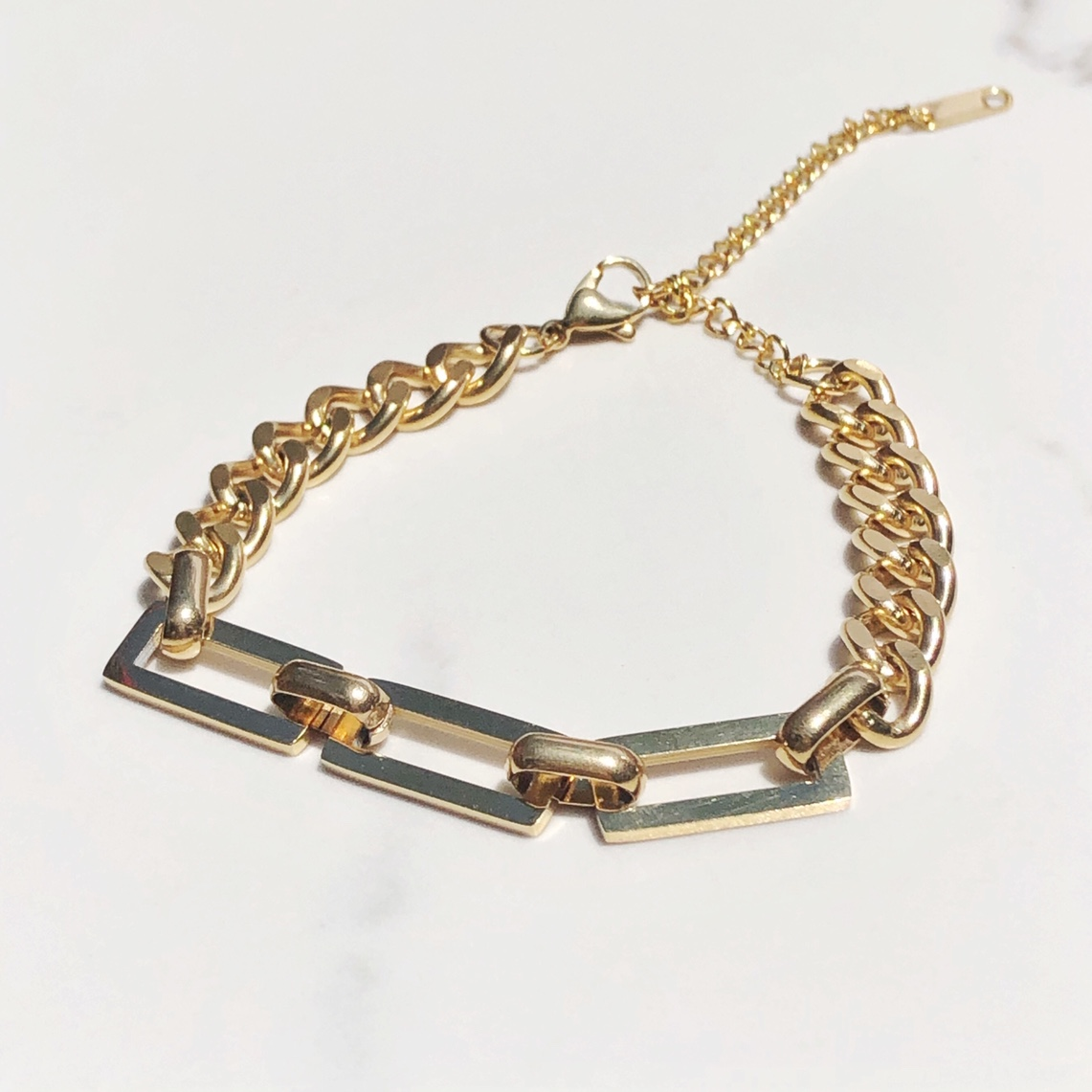 """Product Image 1 - New! """"Cece"""" 18k Gold Plated"""