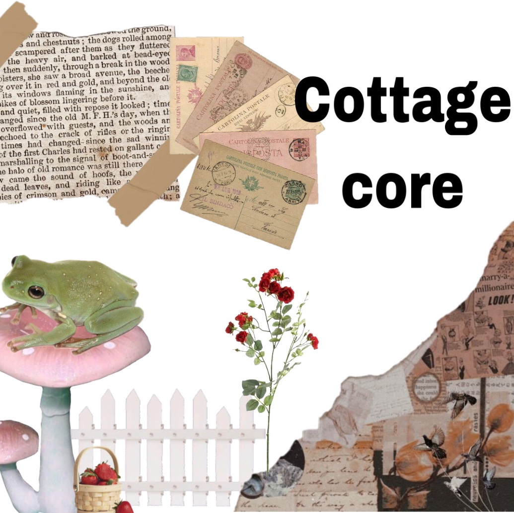 Product Image 1 - Cottagecore  If you buy this post