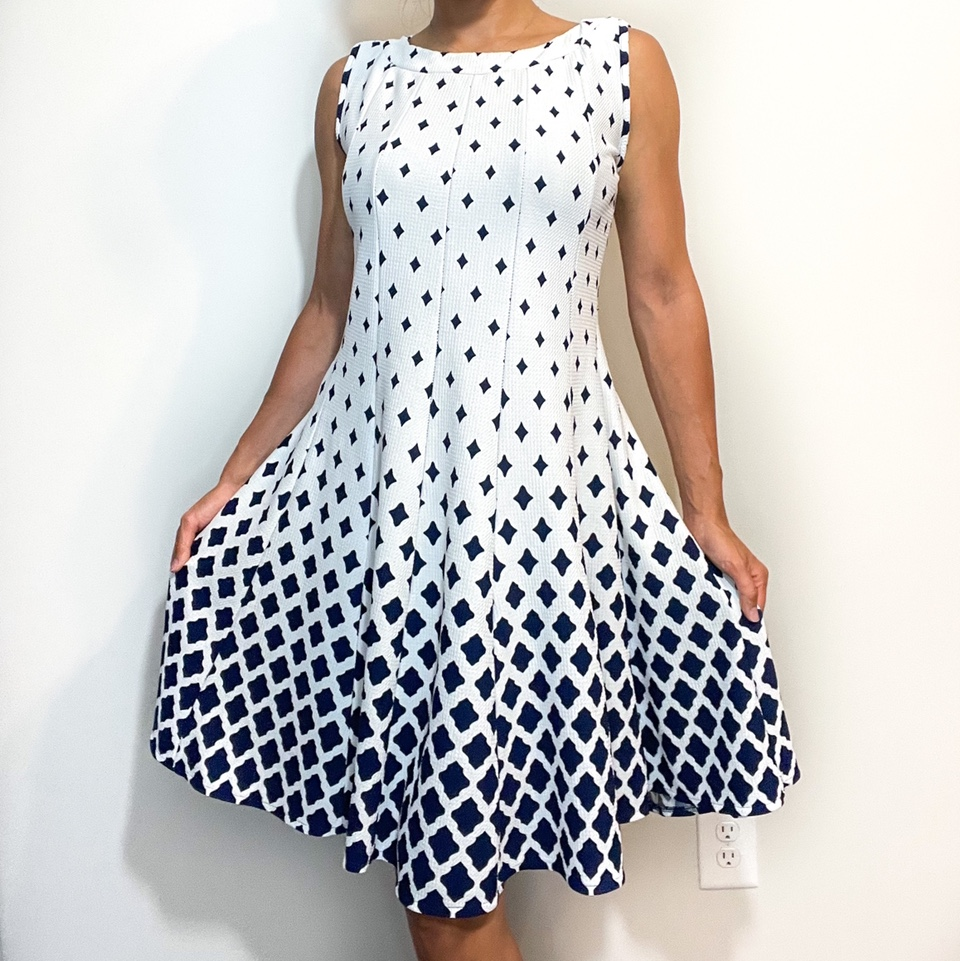 Product Image 1 - Gorgeous white a-line dress with