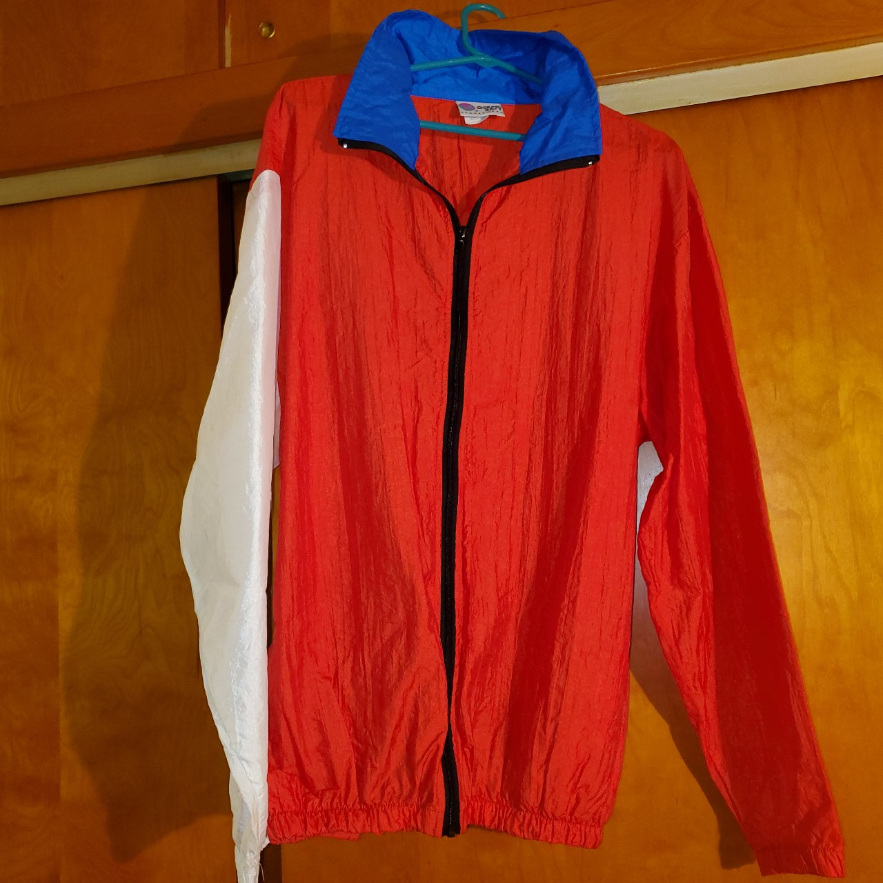 Product Image 1 - Ocean East Windbreaker  Size L/XL Condition
