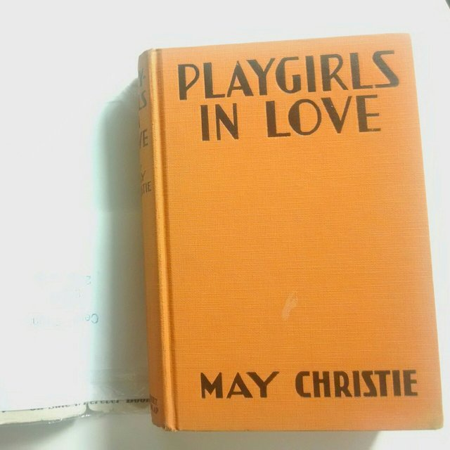 Book Cover Art Cost : Playgirls in love 💜 📚 abandoned depop