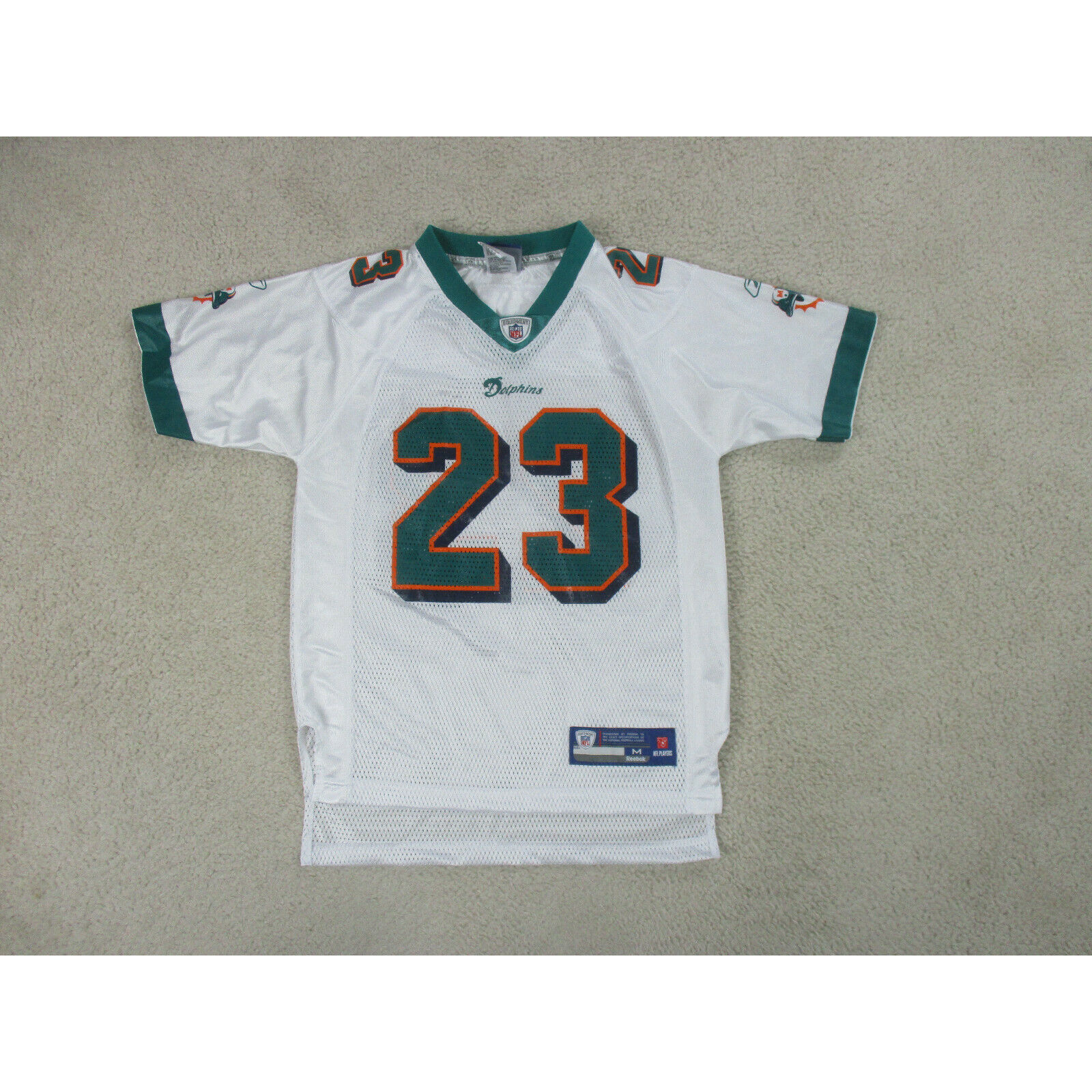 Product Image 1 - Reebok Ronnie Brown Miami Dolphins