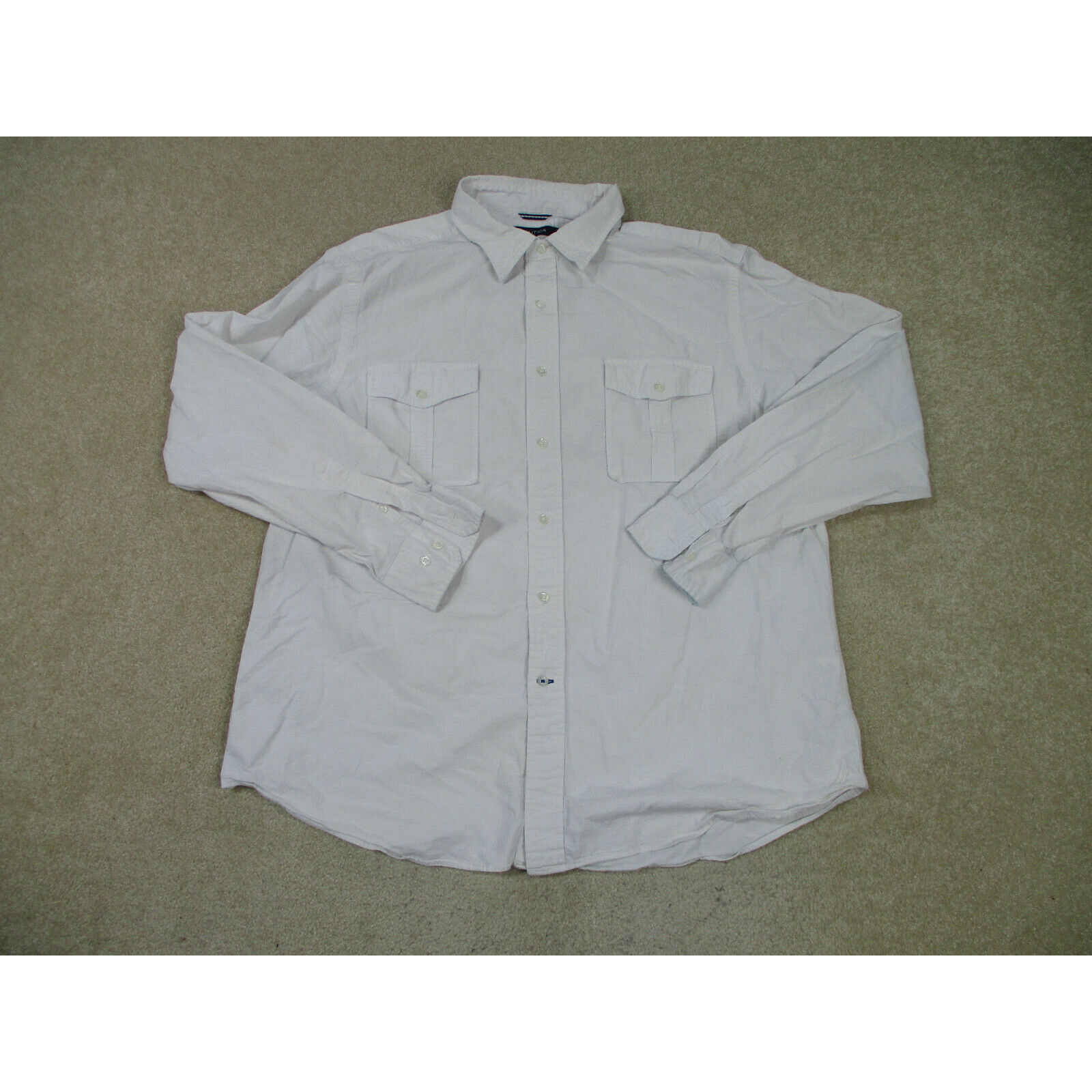 Product Image 1 - Nautica Button Up Shirt Adult