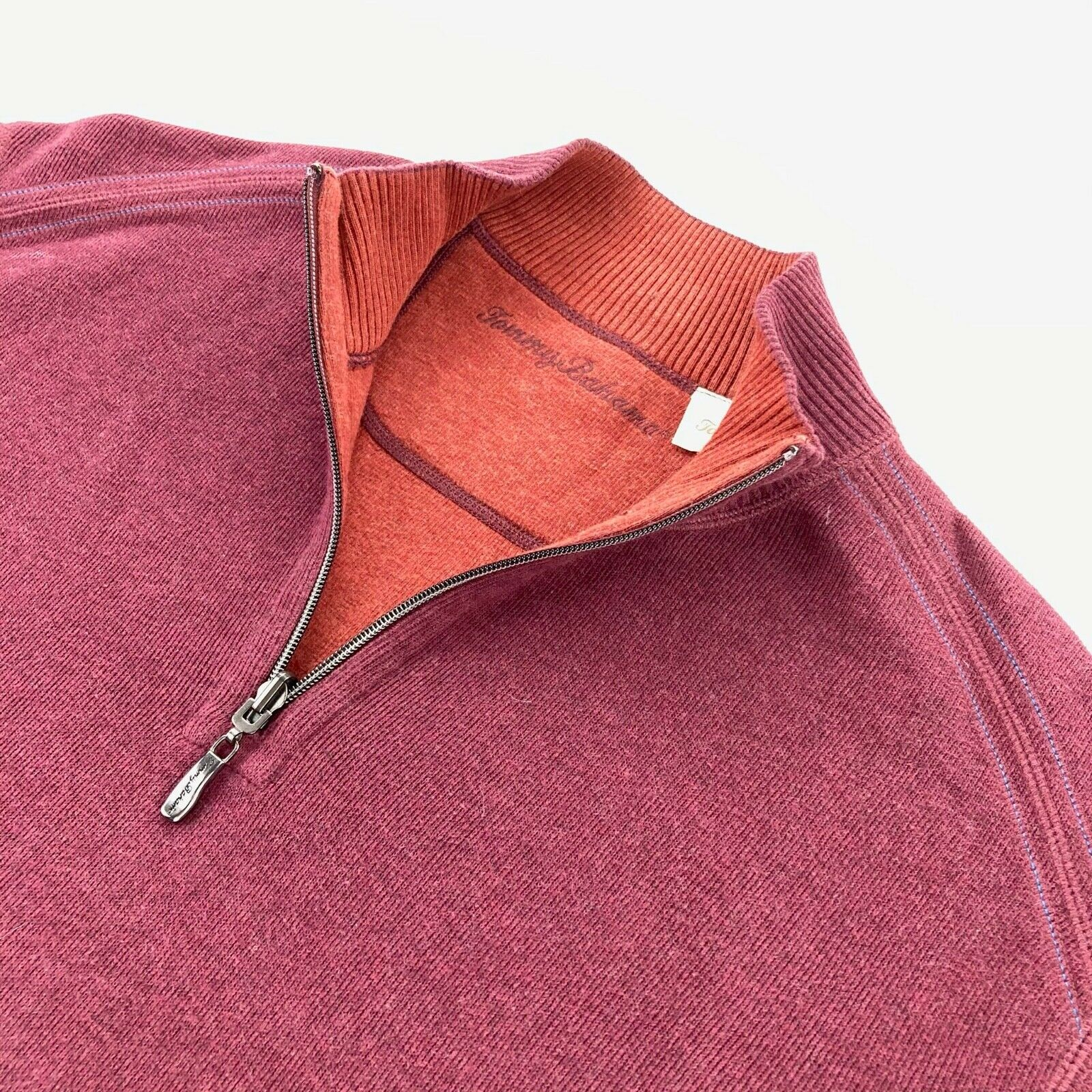 Product Image 1 - Tommy Bahama Mens 1/4 Zip