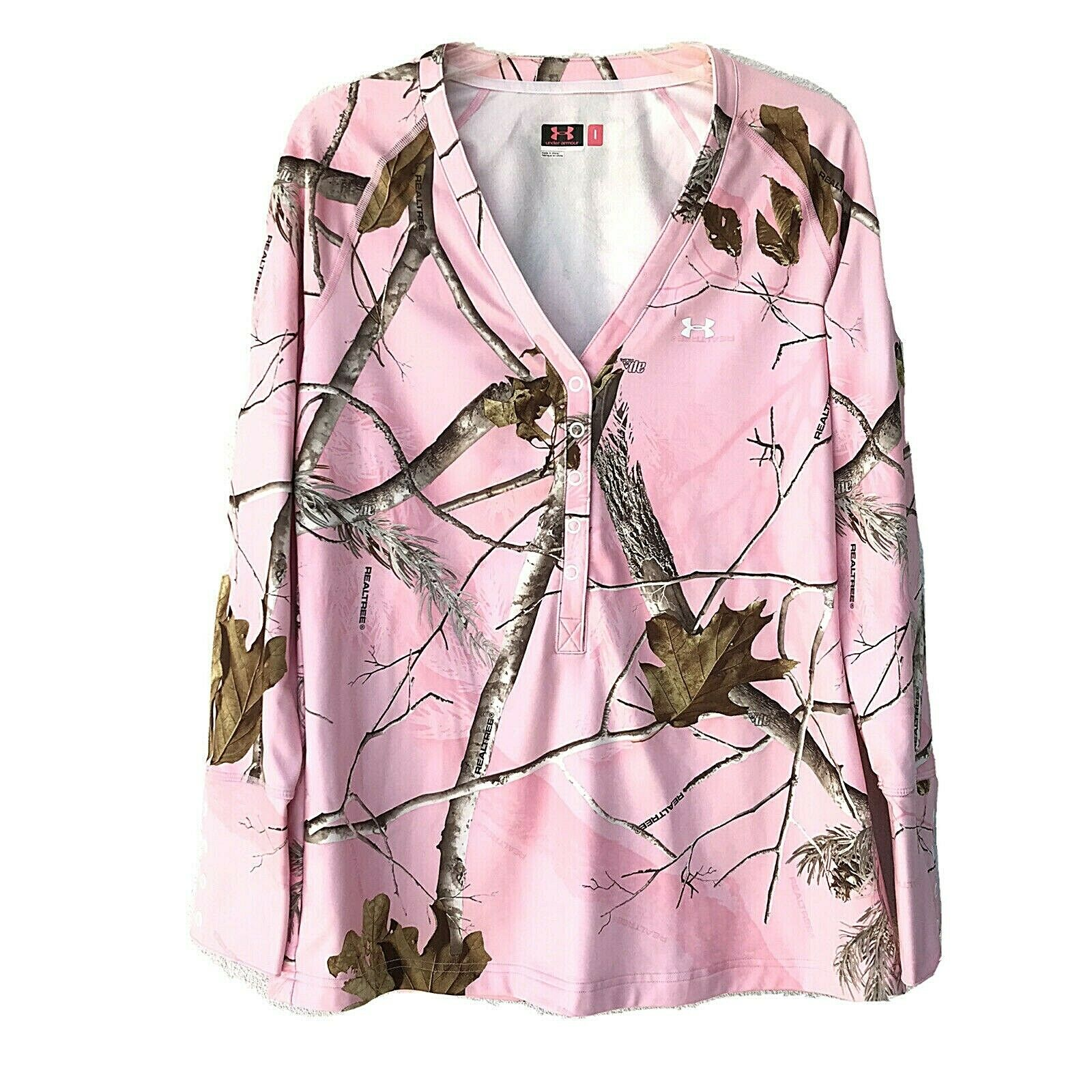 Product Image 1 - UNDER ARMOUR RealTree Women's Sz
