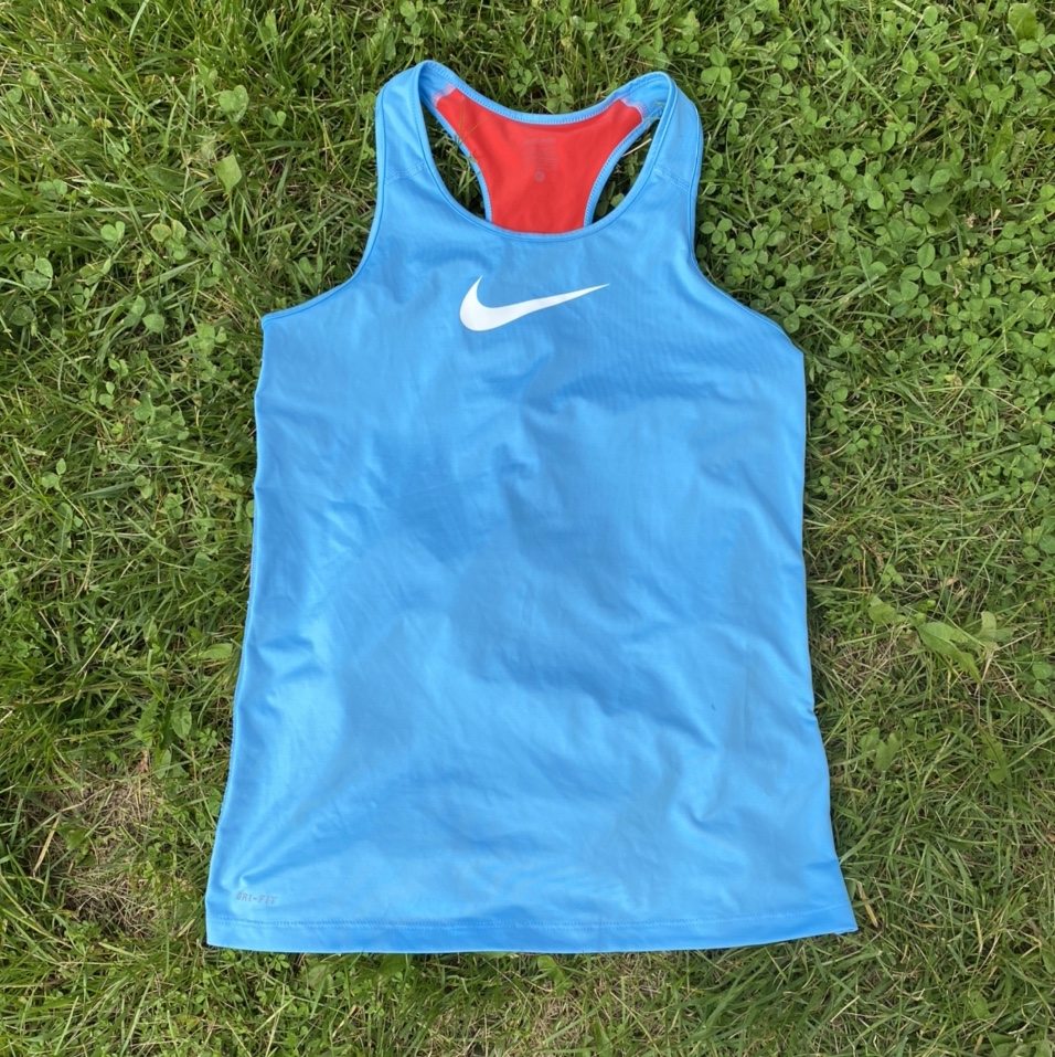 Product Image 1 - Red and blue Nike women's