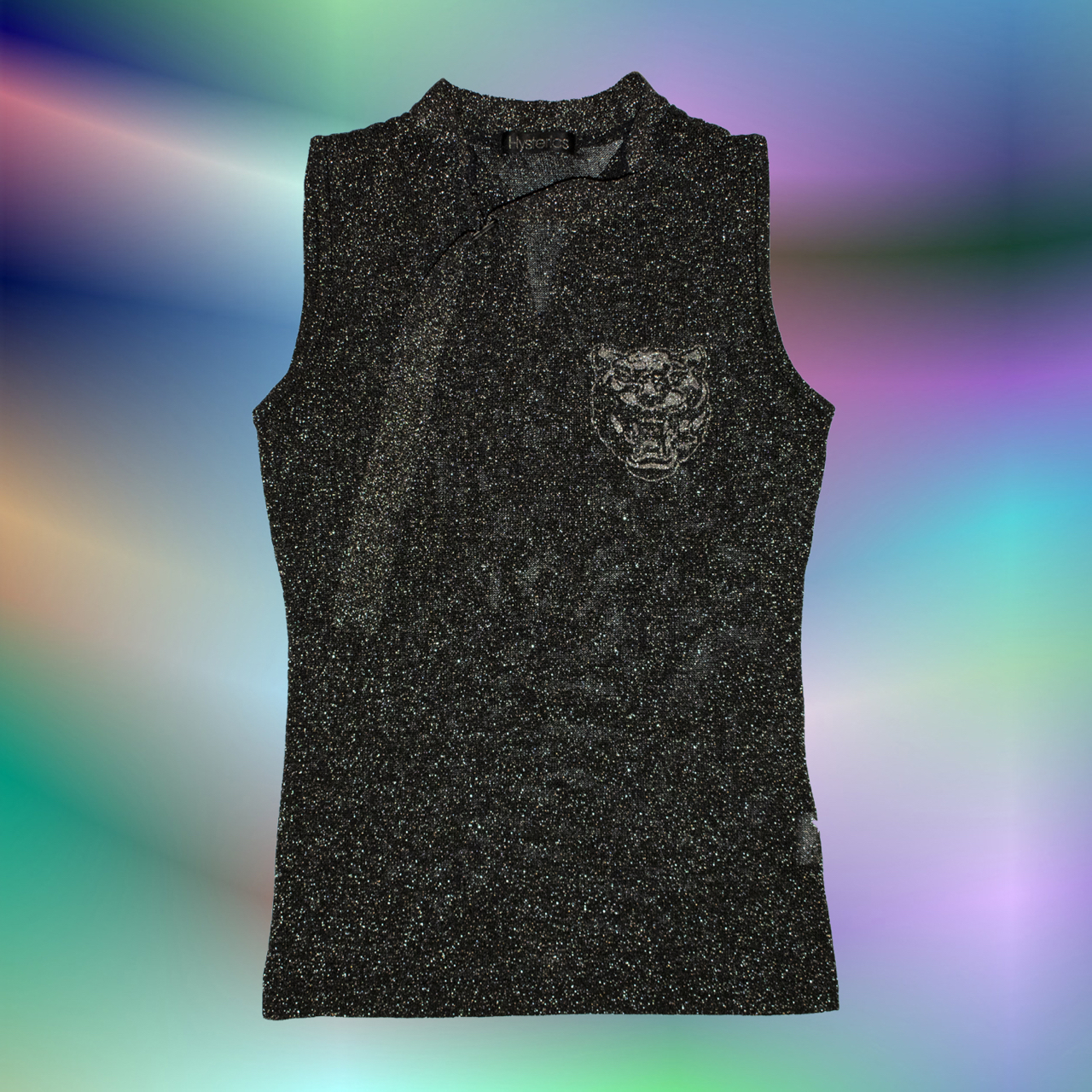 Product Image 1 - Hysteric Glamour Bobcat Shimmer Top