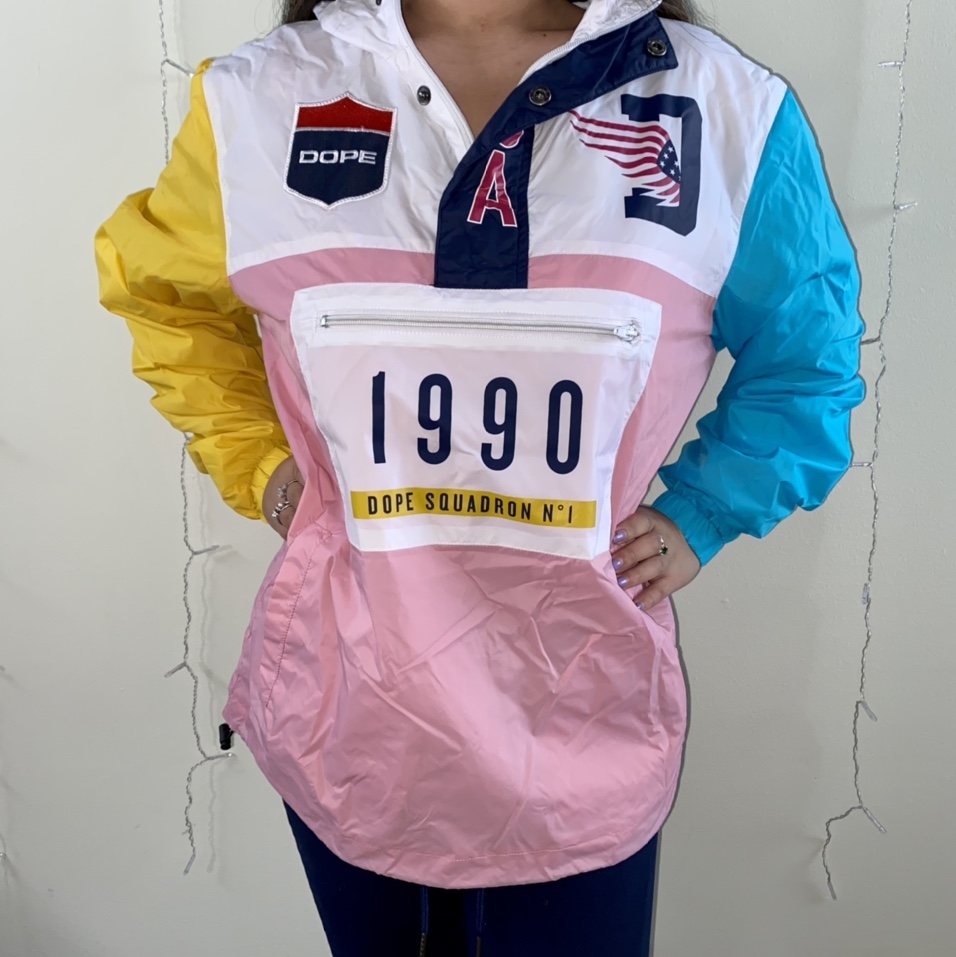 Product Image 1 - ❄️Olympic, retro, vintage, windbreaker from