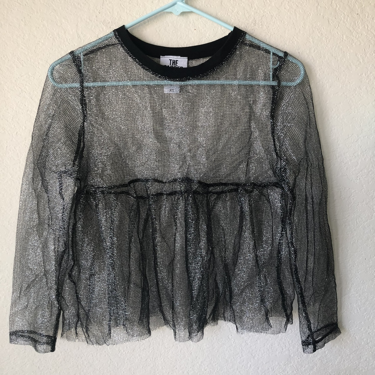 Product Image 1 - The Ragged Priest Sheer long