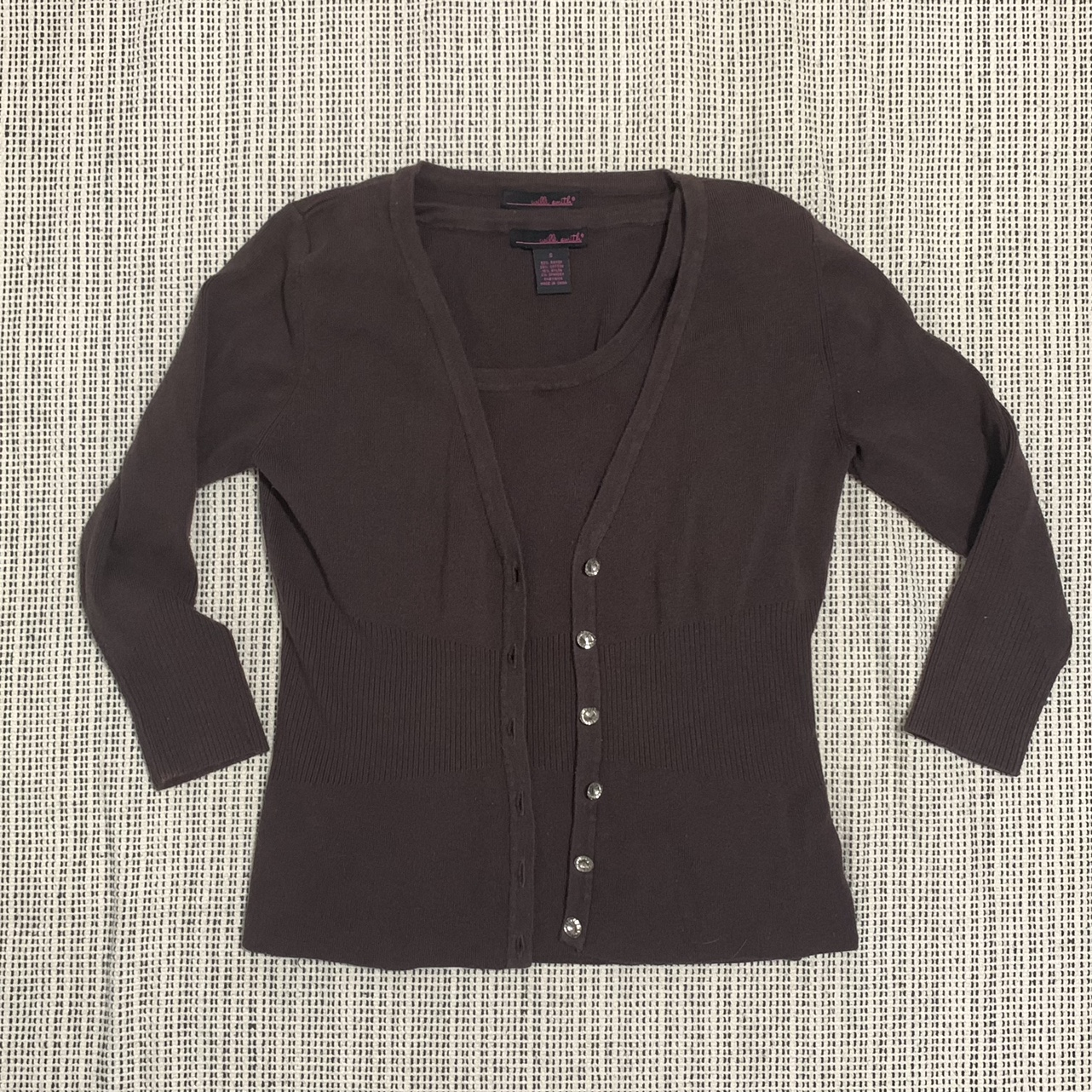 Product Image 1 - Brown knit cardigan only