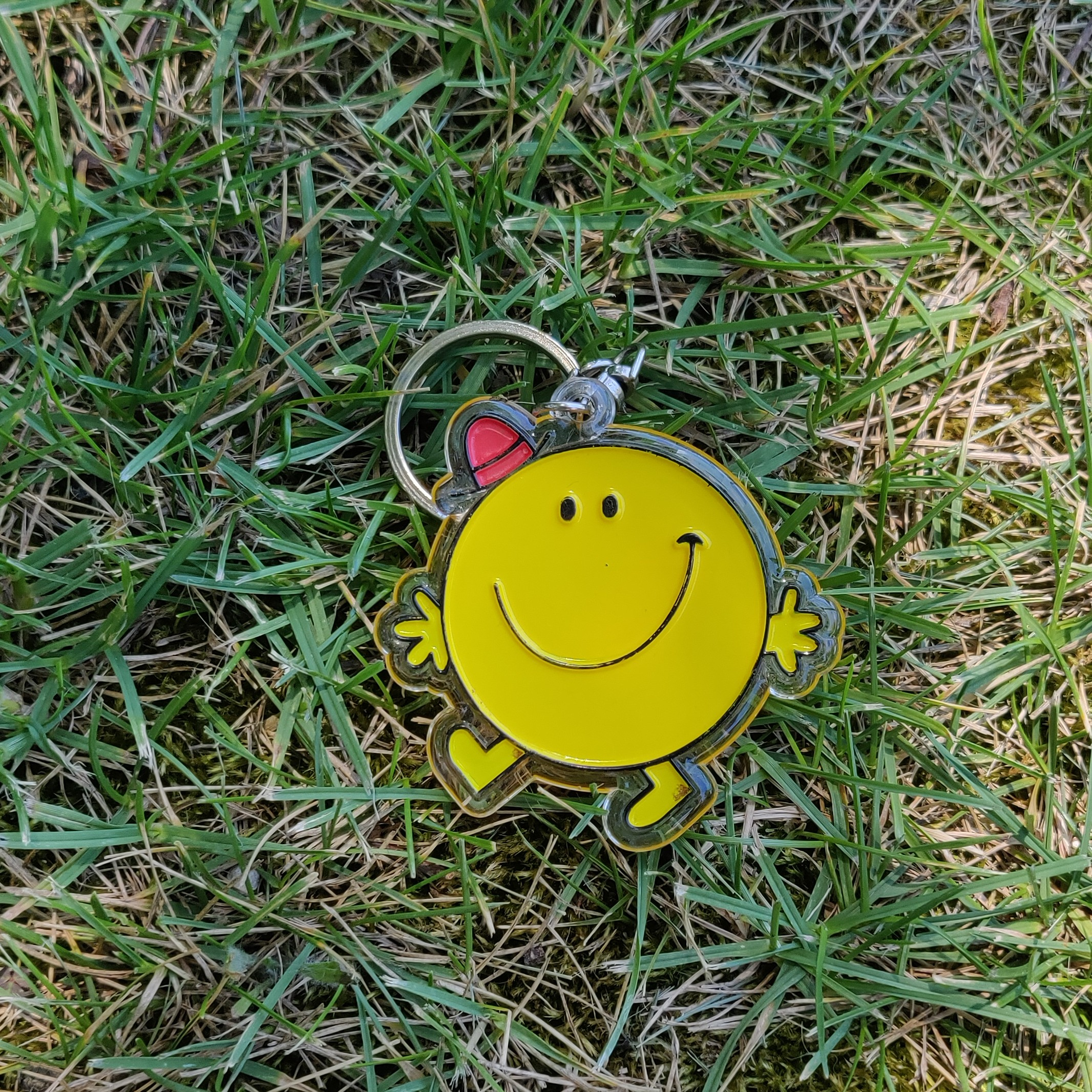 Product Image 1 - Y2k Mr. happy keychain FREE shipping