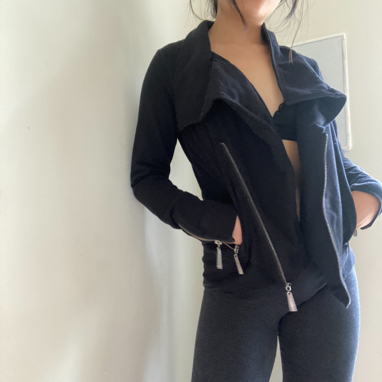 Product Image 1 - Black zipper jacket Material is super