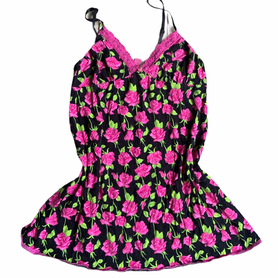 Product Image 1 - ✶ ✶Y2K FLORAL BETSEY JOHNSON