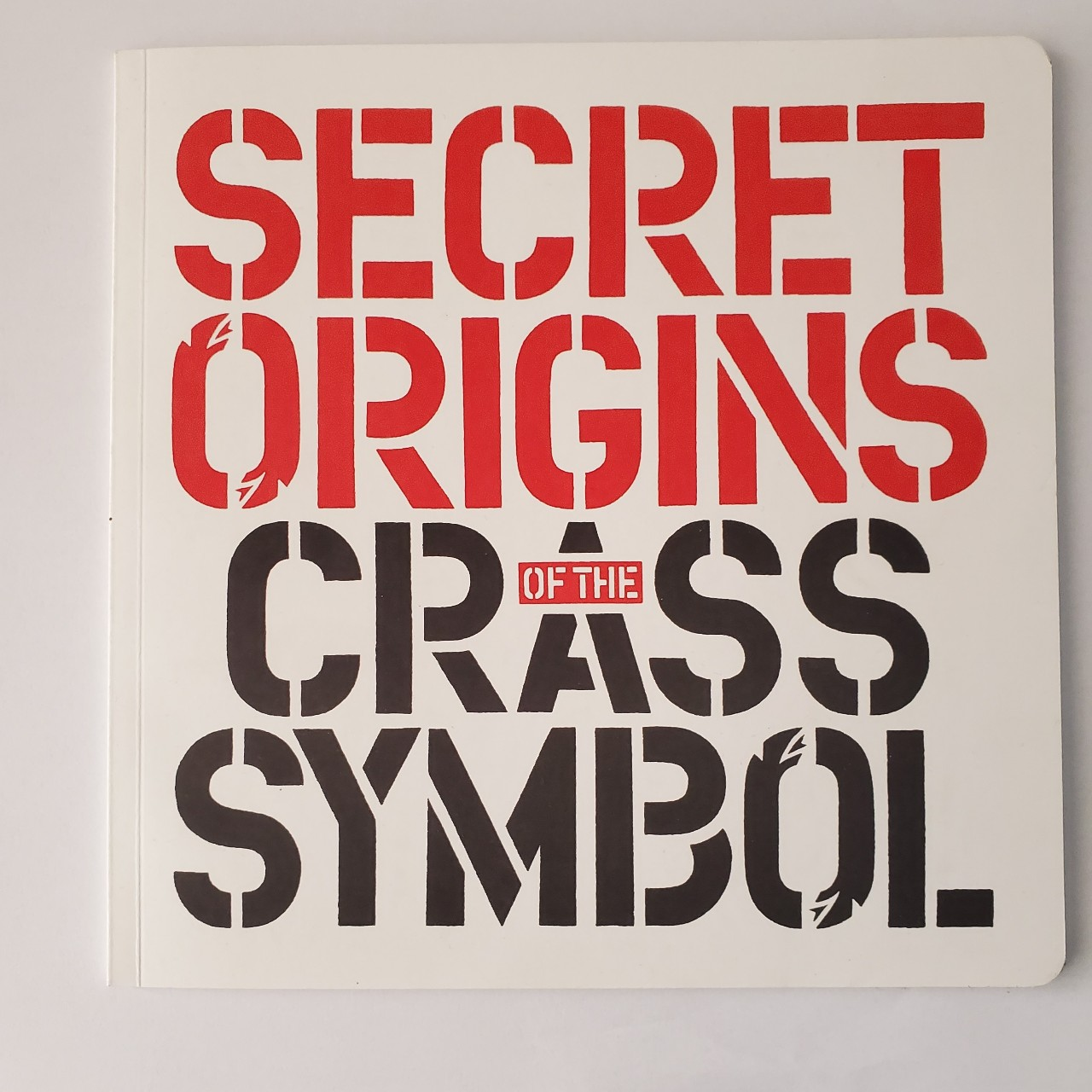 Product Image 1 - The secret origins of the