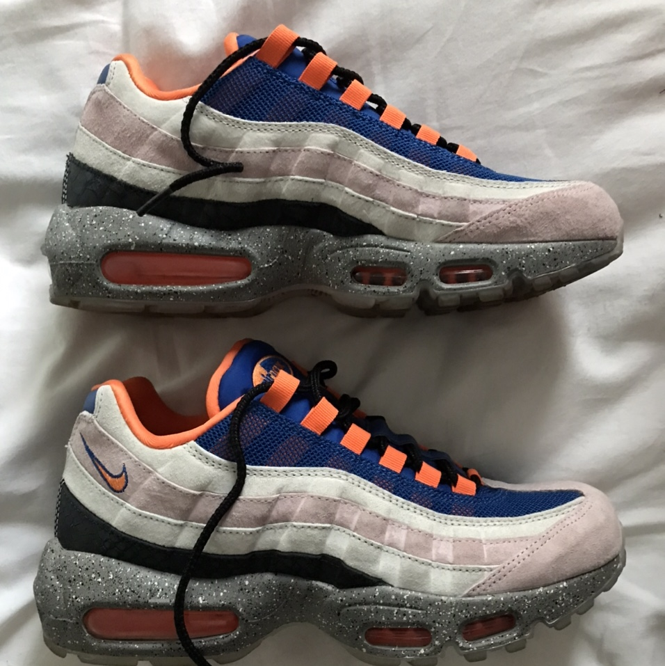Nike Air Max 95 special edition. Limited style. 90's... - Depop