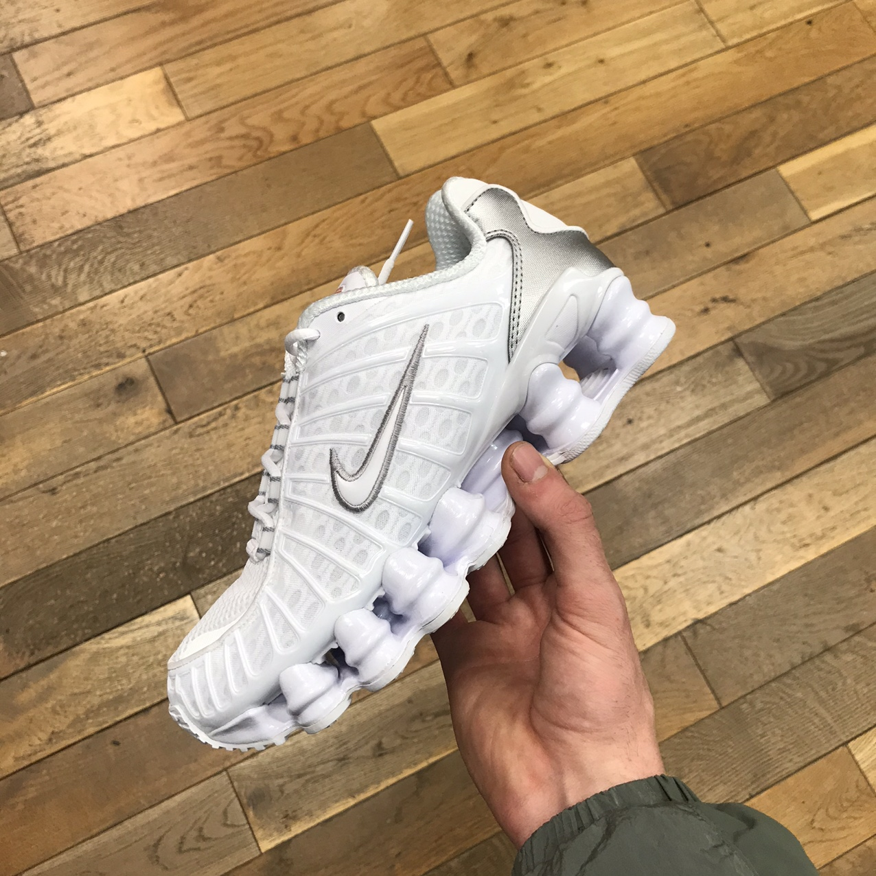 Nike Air Max Shox TL Brand new without box One... - Depop