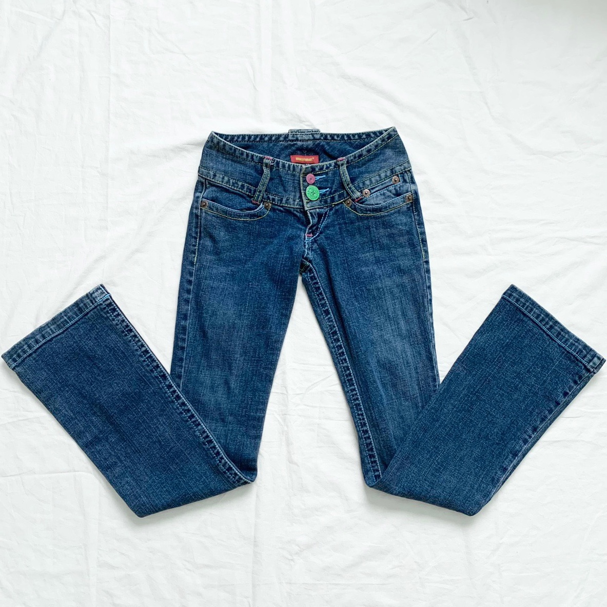 Product Image 1 - Amazing y2k low waisted bootcut
