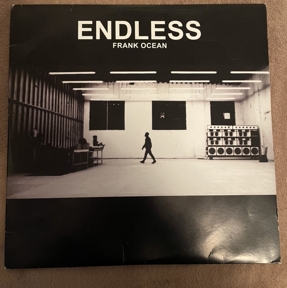 Product Image 1 - Frank ocean Endless. Plays well.