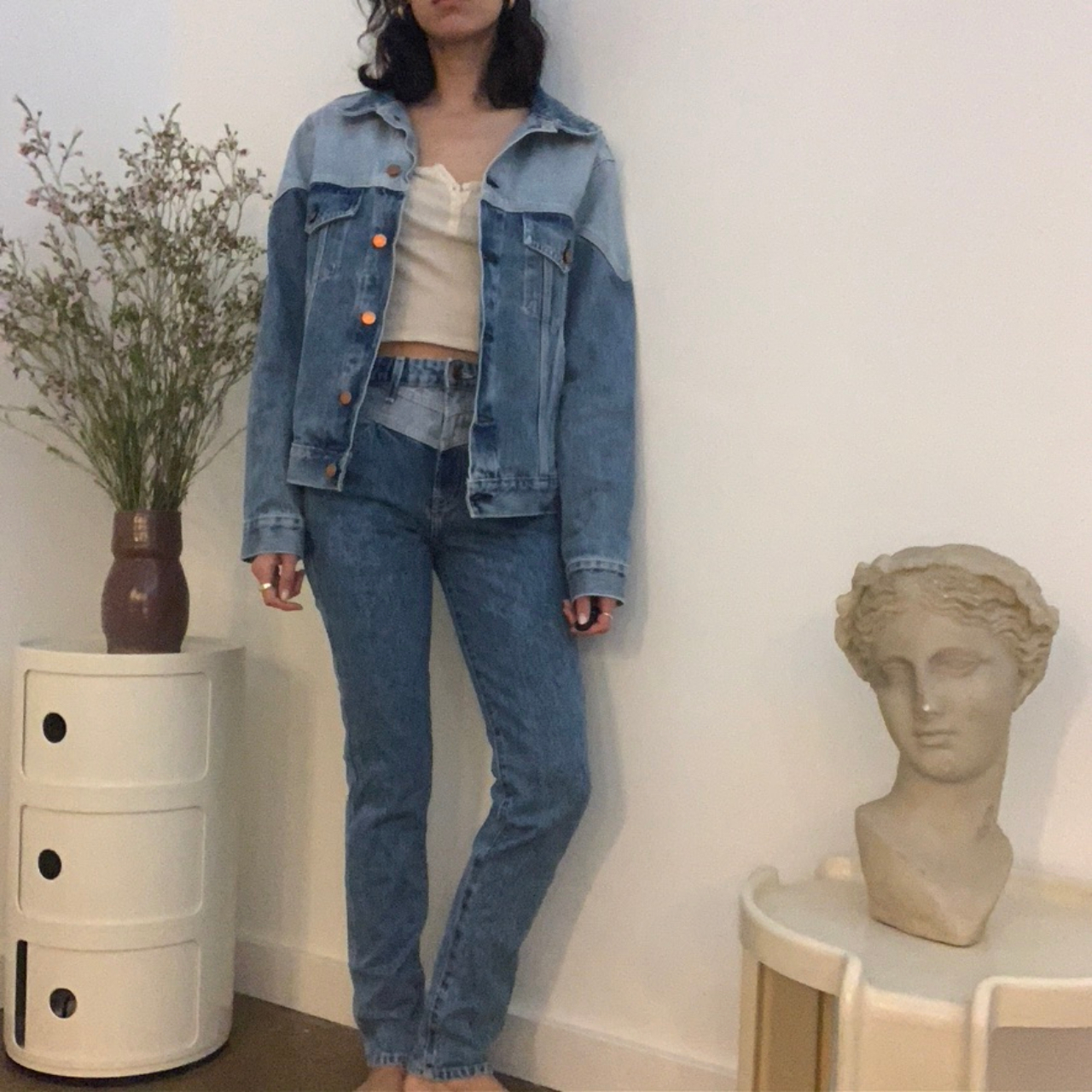 Product Image 1 - JORDACHE Denim Set  Selling this together