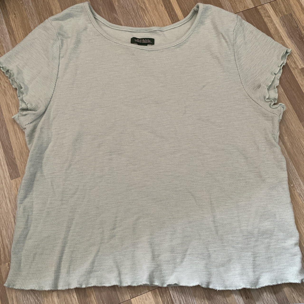 Product Image 1 - Teal Wild Fable T-shirt Size