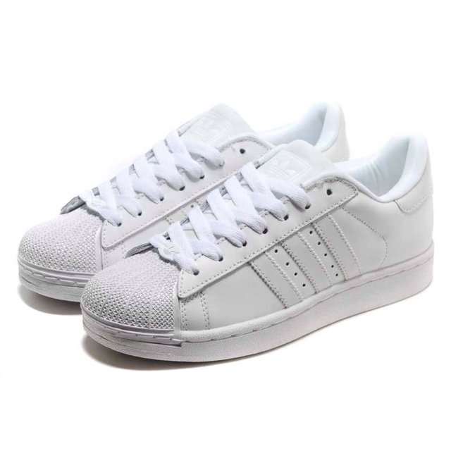superstar adidas bianche
