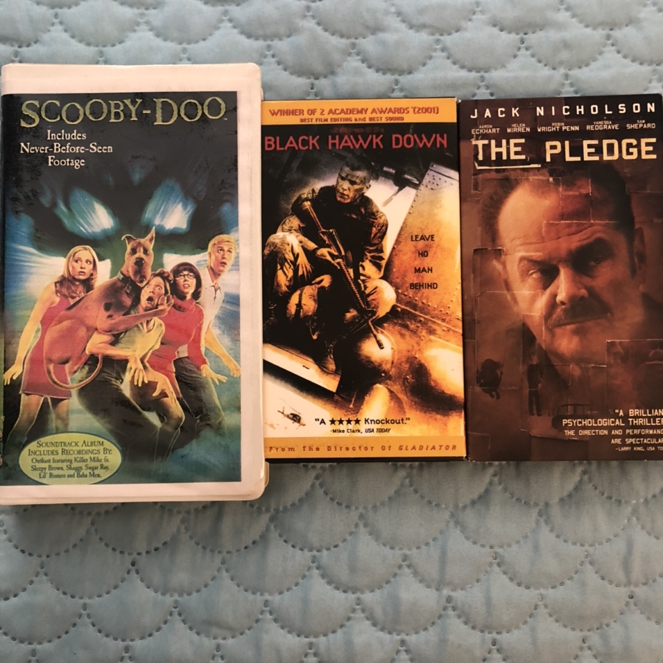 Product Image 1 - VHS Movies  The pledge  Black