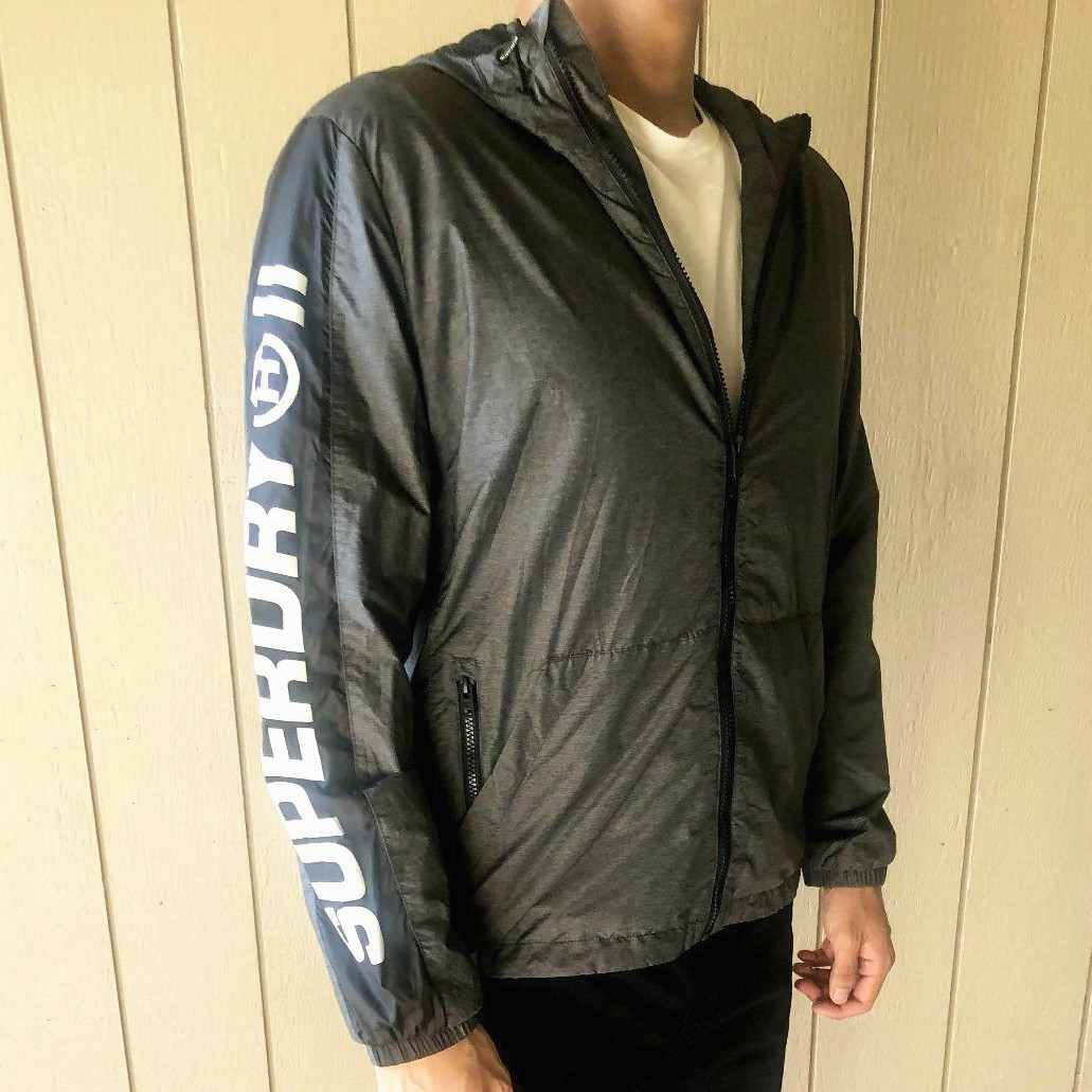 Product Image 1 - SUPERDRY windbreaker!  Only worn 3 times!