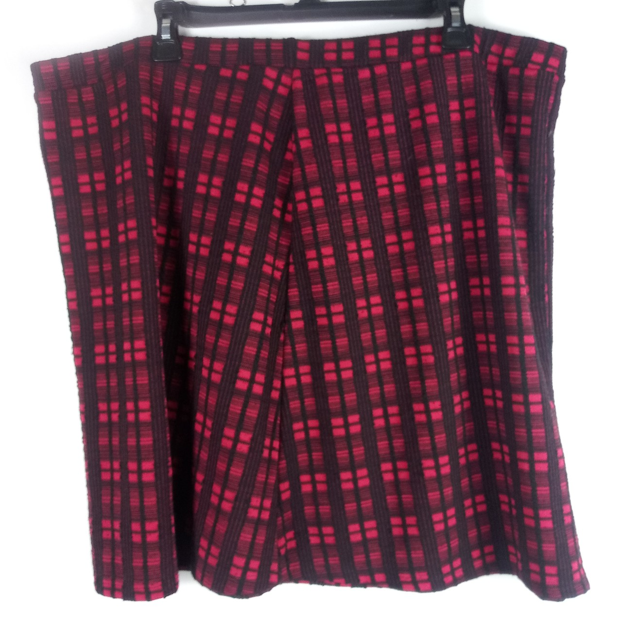 Product Image 1 - Pink Clove Plaid Red Midi