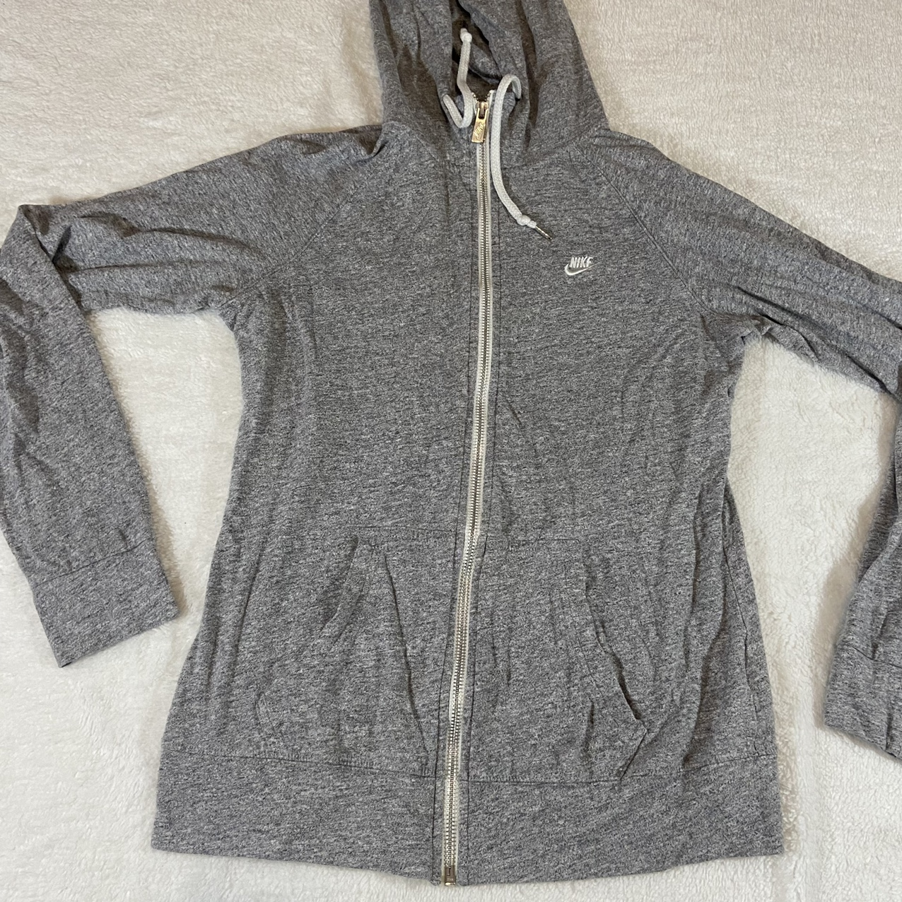 Product Image 1 - Nike grey hoodie good condition
