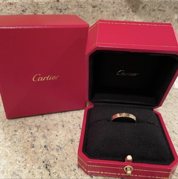 Product Image 1 - Cartier love ring 18k gold authentic