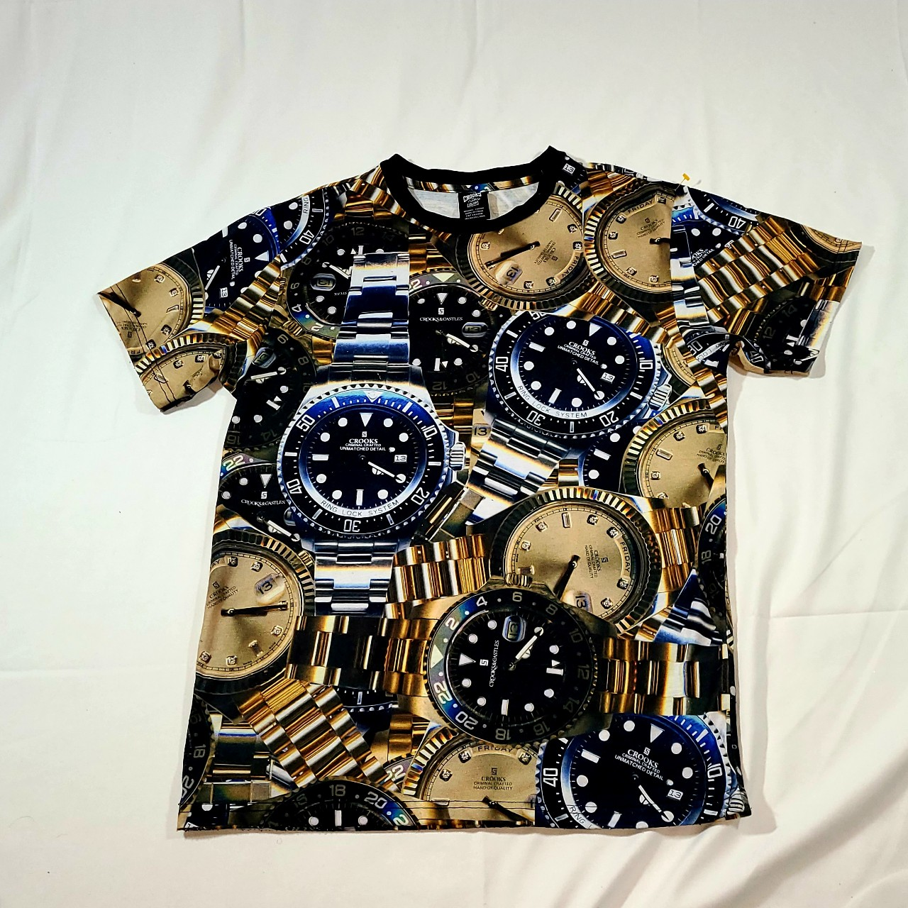 Product Image 1 - Crook & castles watch tee