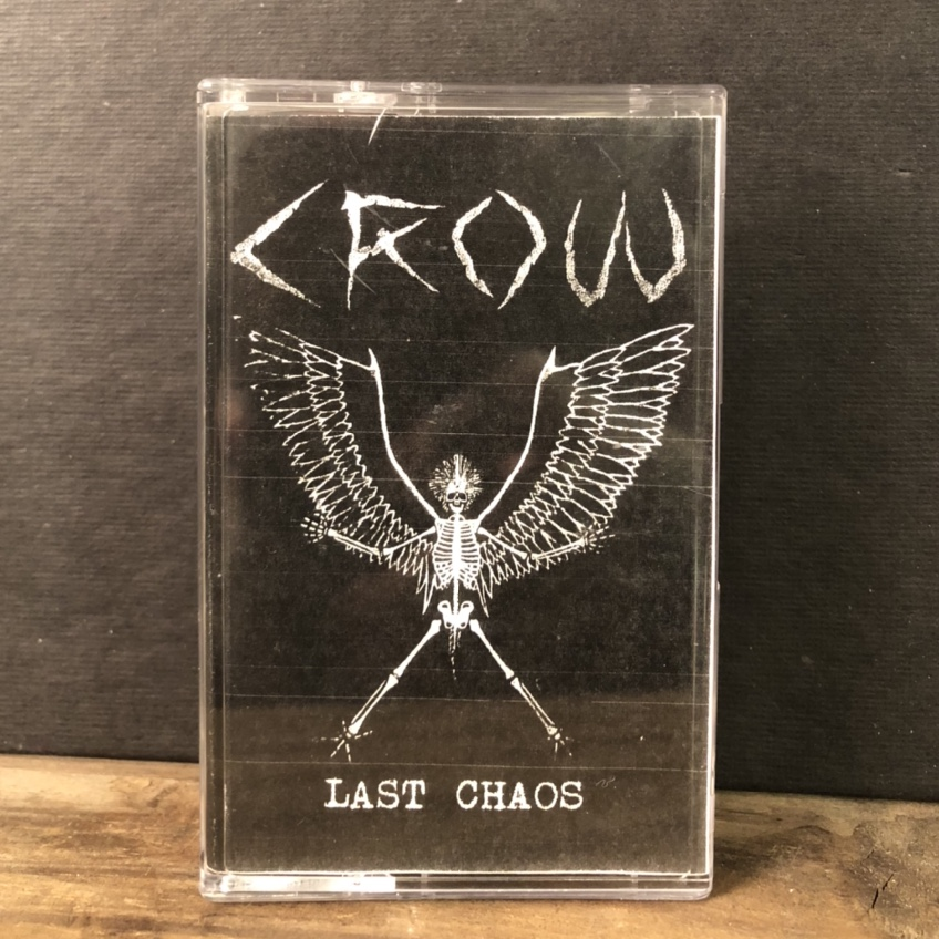 Product Image 1 - Crow last chaos unofficial cassette.