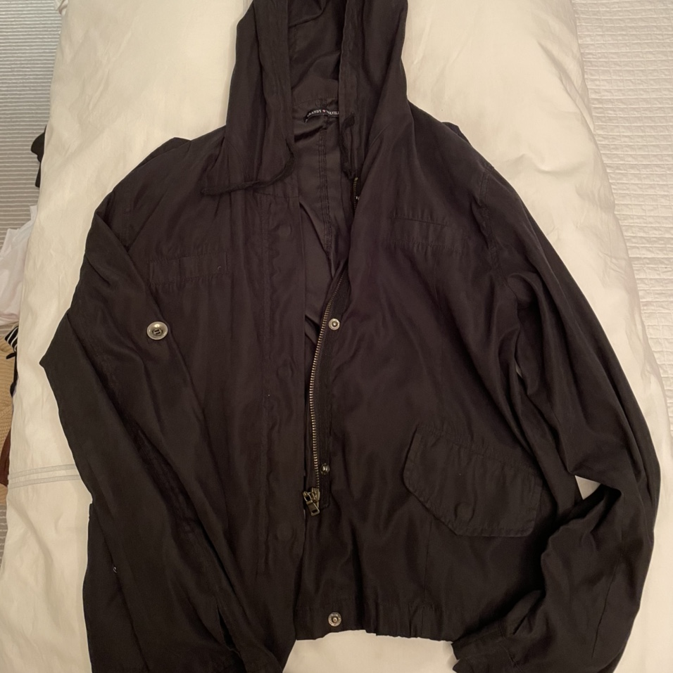 Product Image 1 - Brandy Melville Light-weight Raincoat with