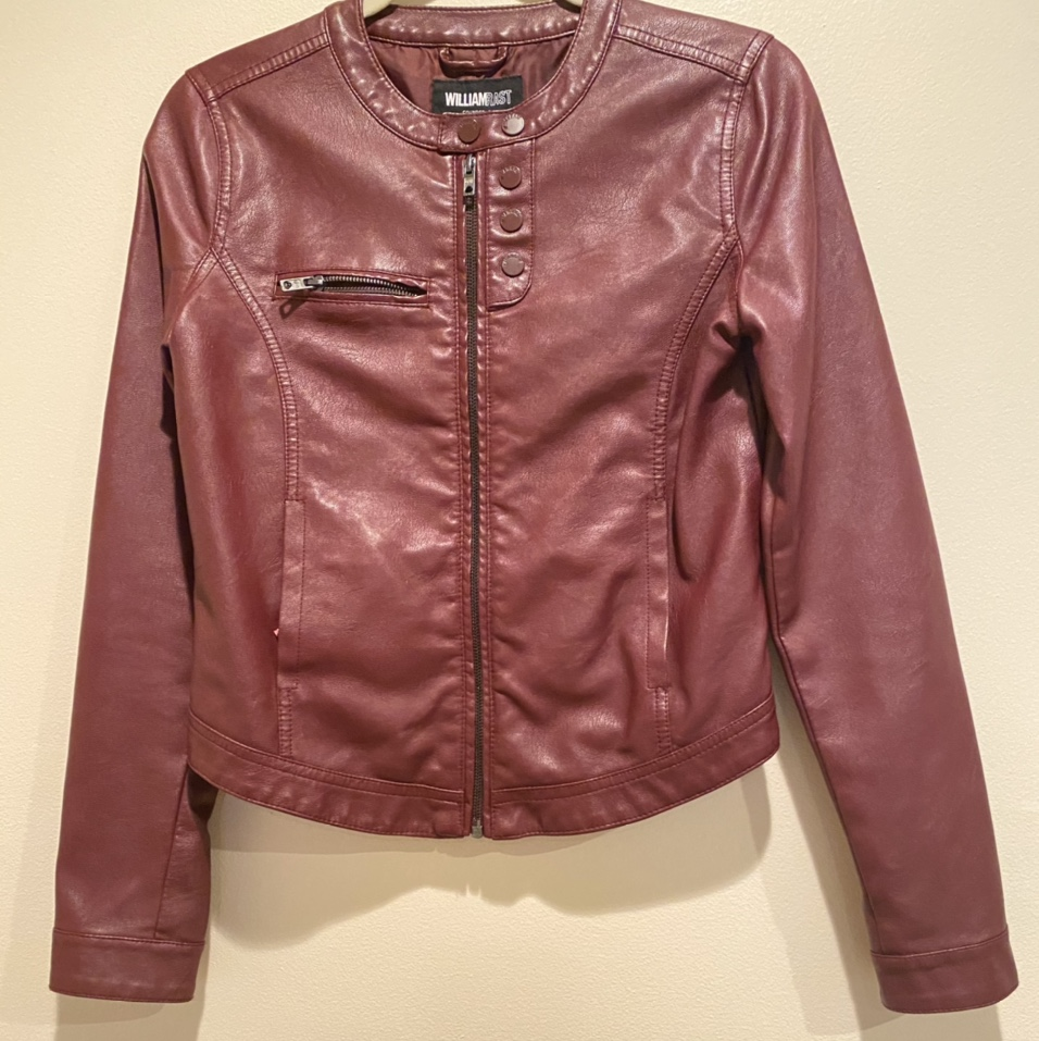 Product Image 1 - -Leather jacket founded by JUSTN