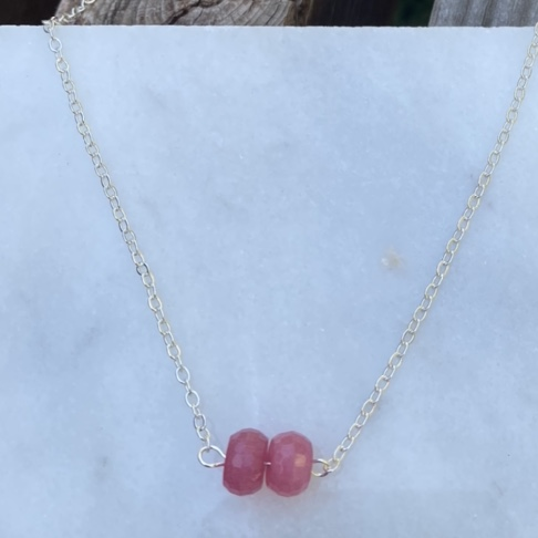 Product Image 1 - Sterling silver plated necklace with